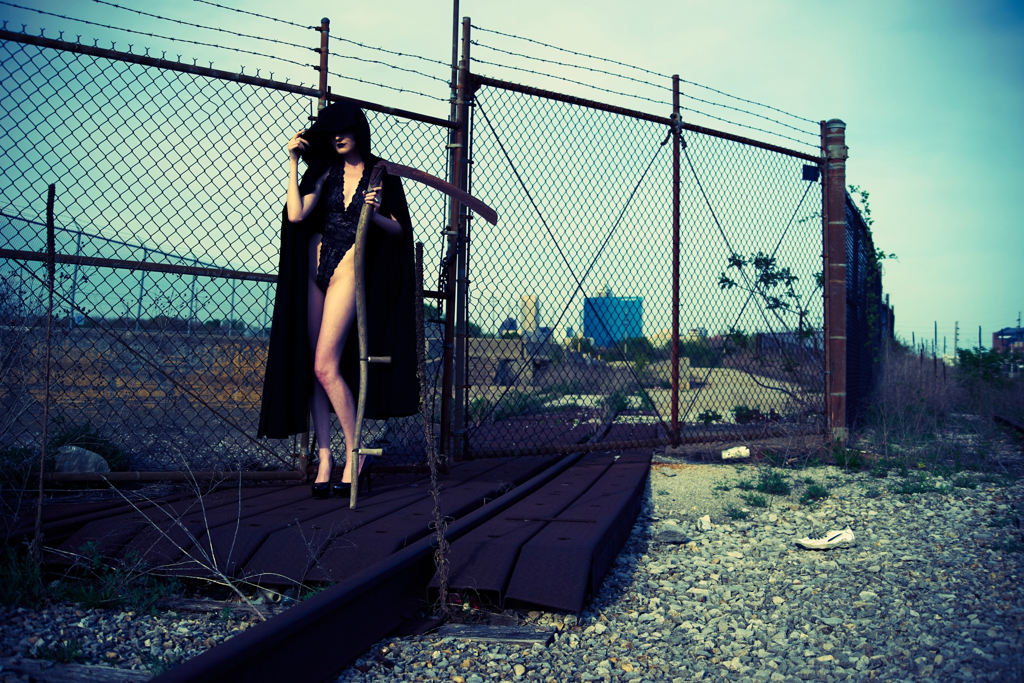 Grim City by Frankie Cochran