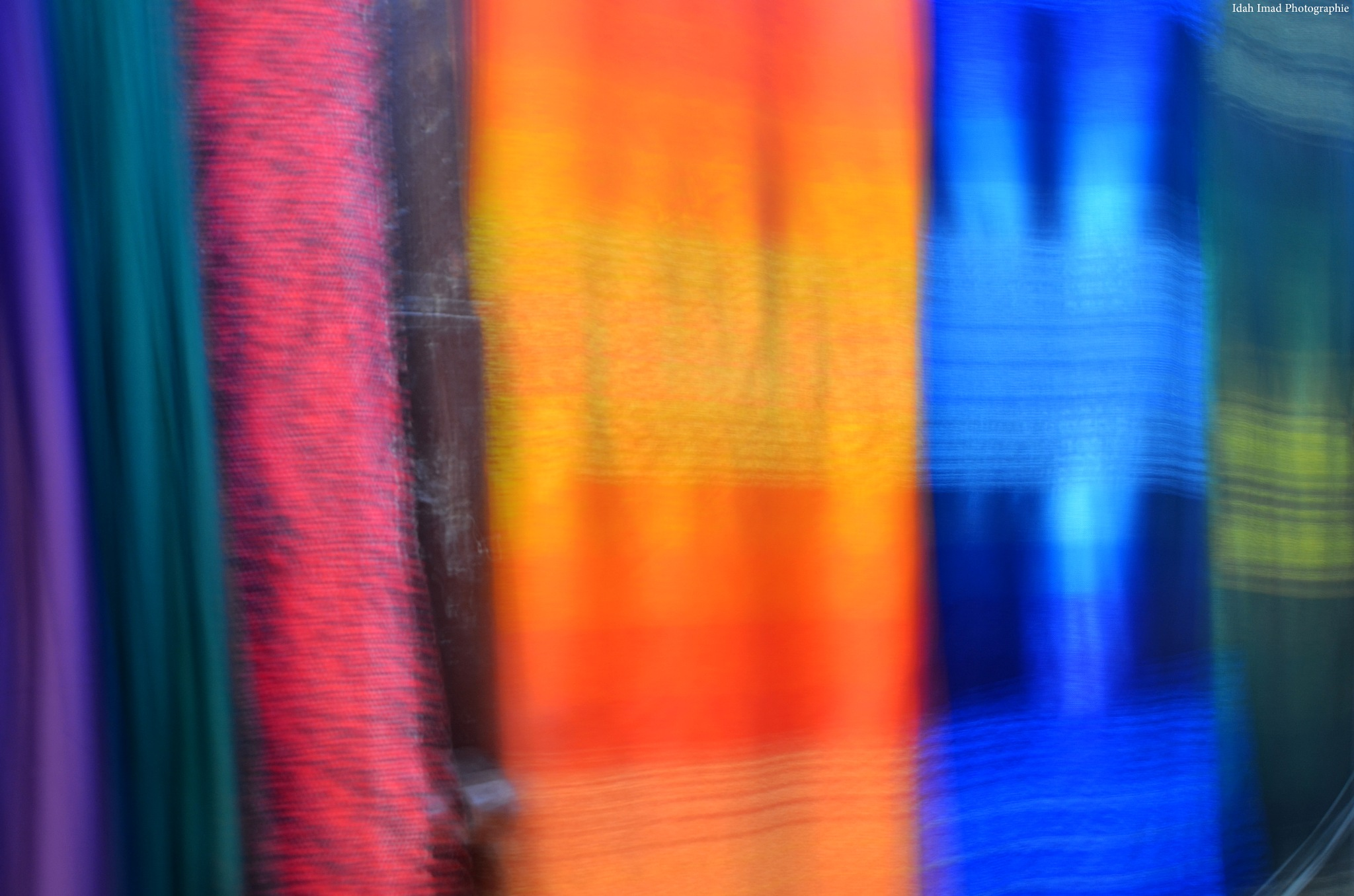 Abstract Color by idahimad