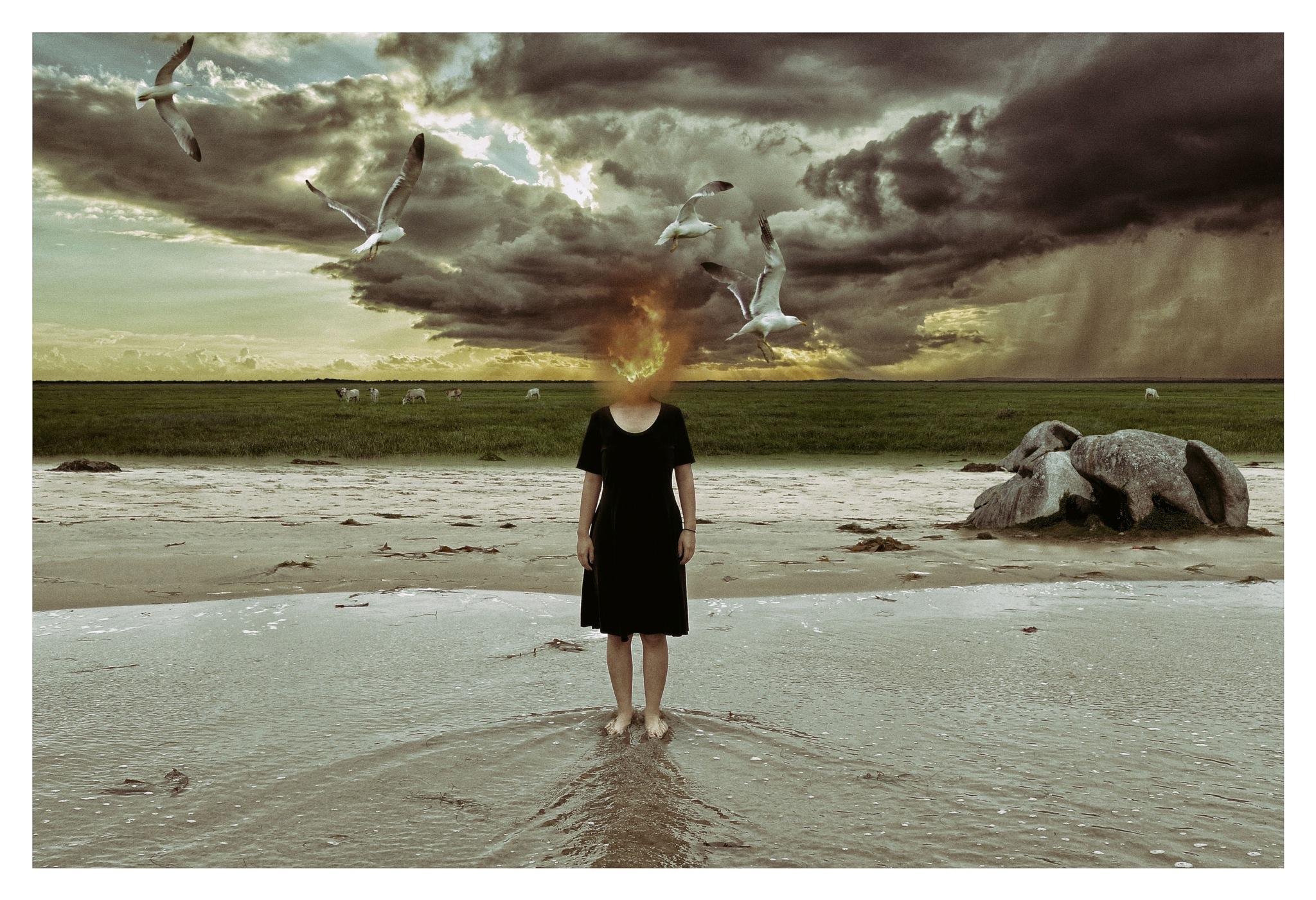 Sorrow. by Abigail González  Piña