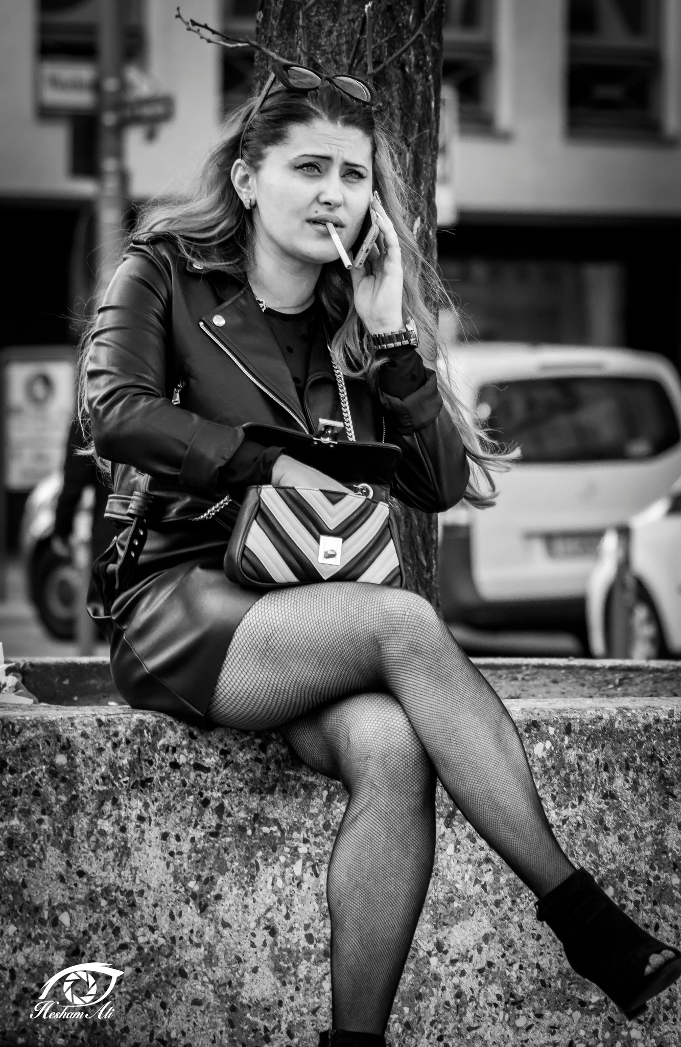 SMOKING TIME  by Hesham Ali
