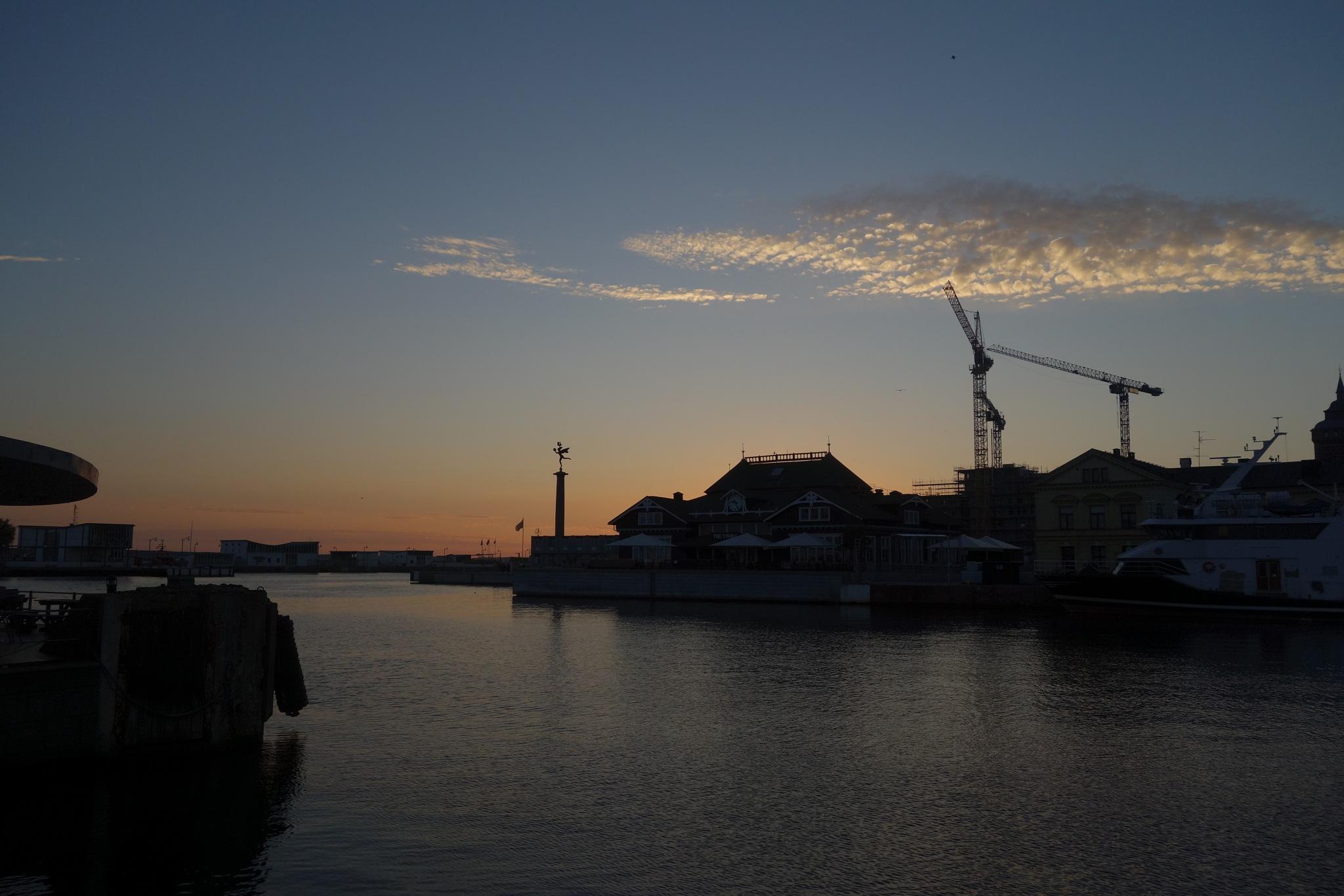 Helsingborg.  by Max Cesare Parodi