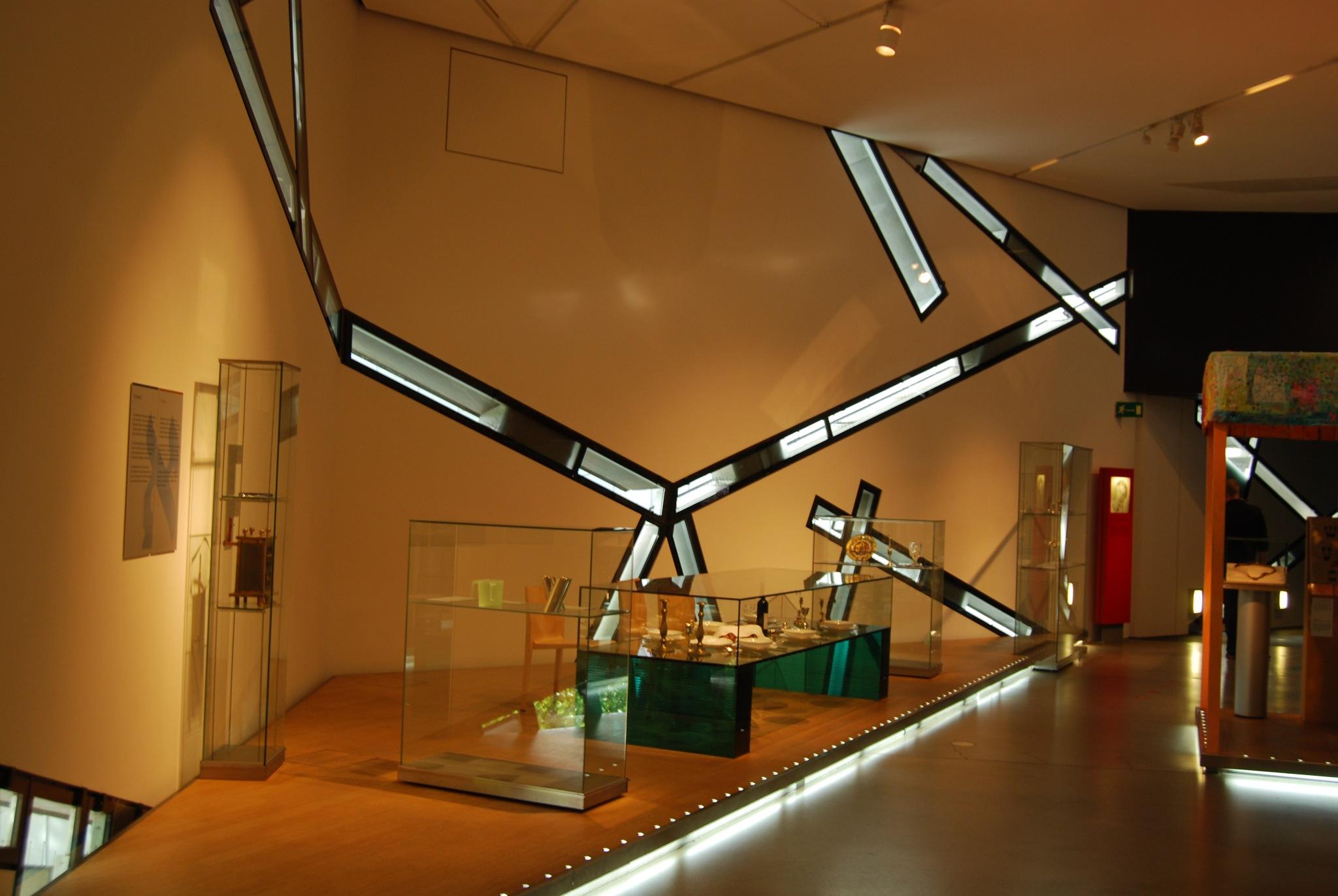 judisk  museumet berlin  by Max Cesare Parodi