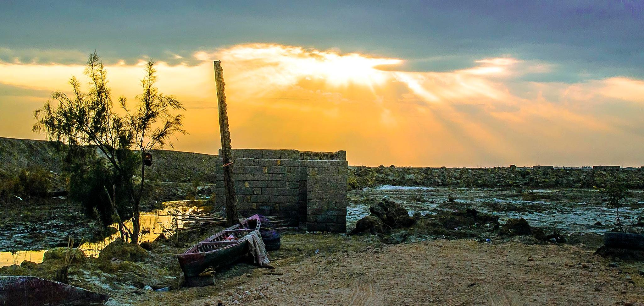 Dead river by MustafaMansour