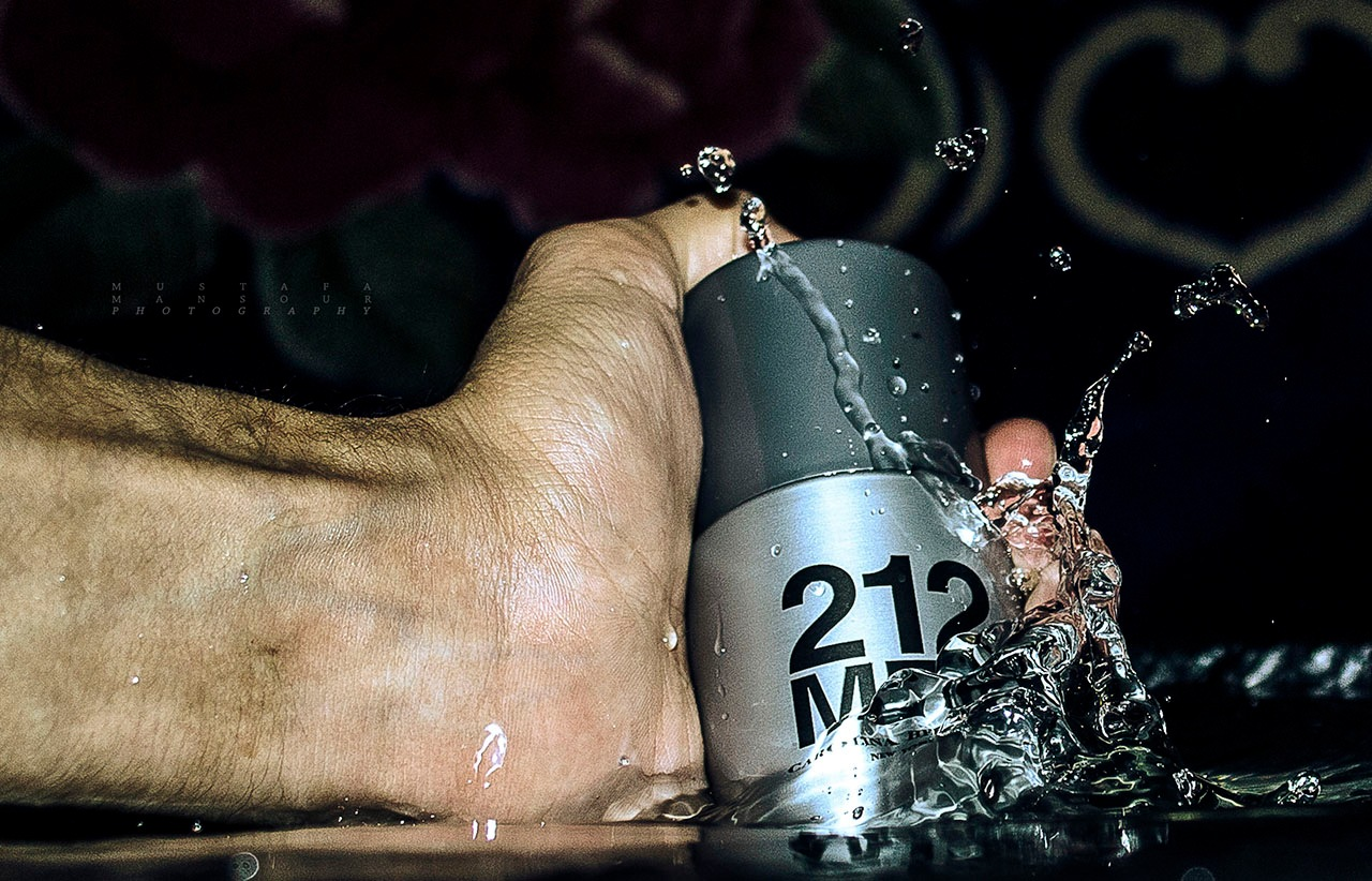 Ads for 212 perfume 4 by MustafaMansour
