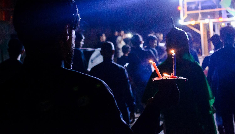 Martyrdom festival by MustafaMansour