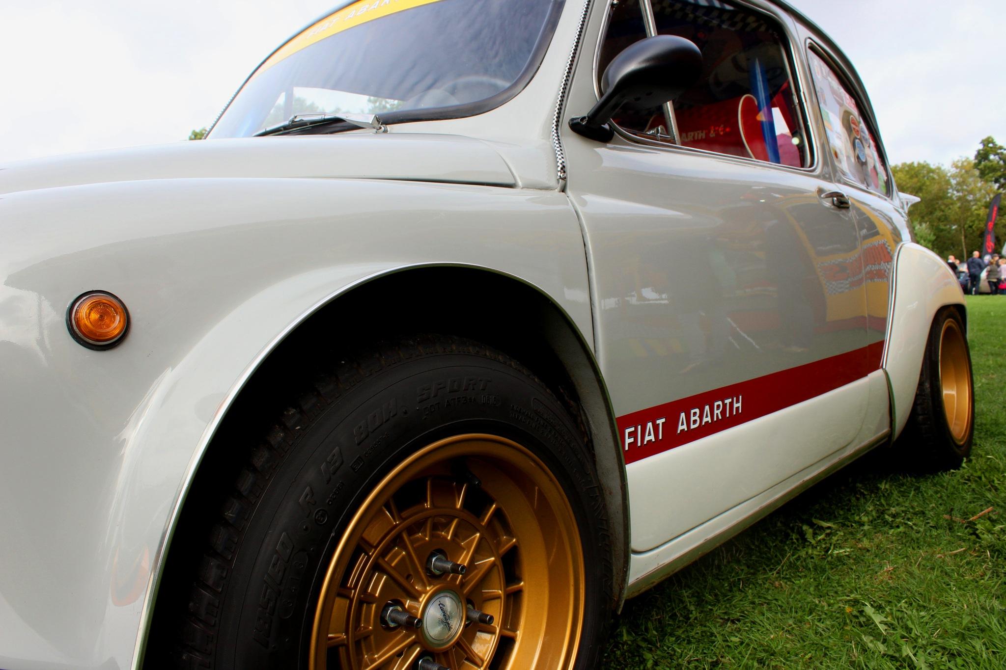Fiat Abarth by MartinIngley