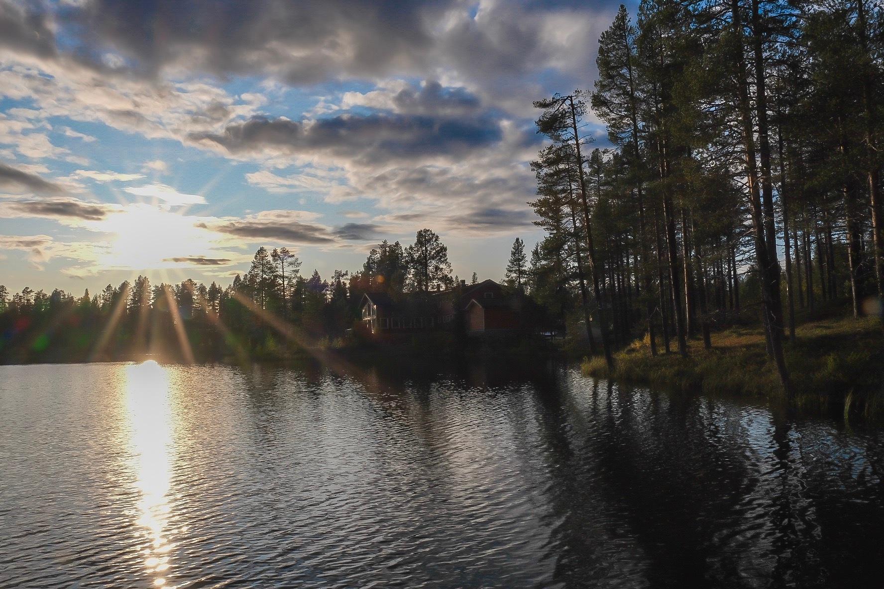 Lapland  by Christel Mantel