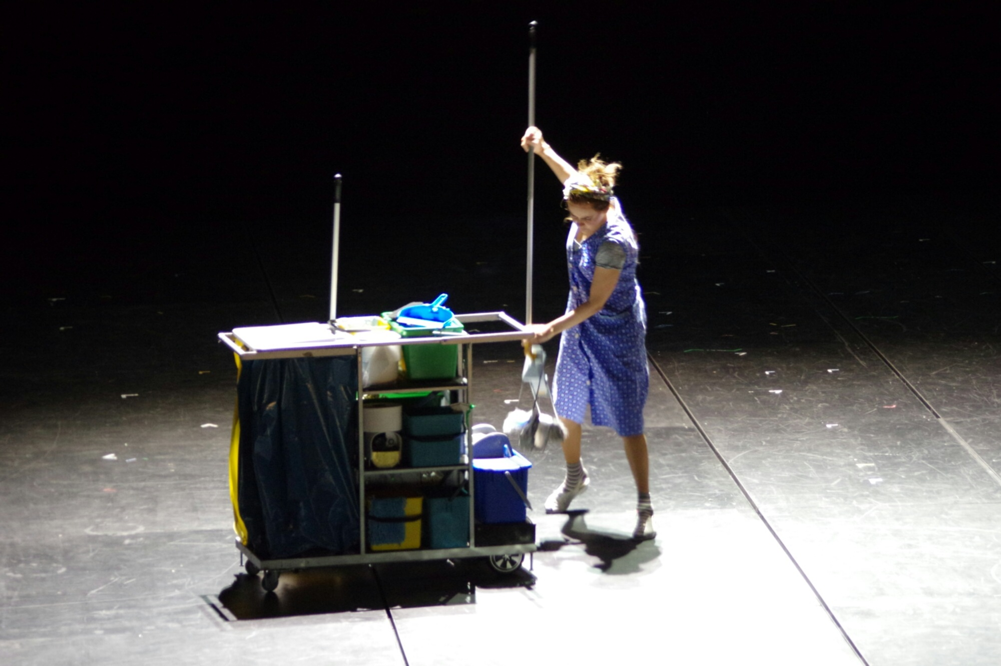 Acting by Eva Ekengren