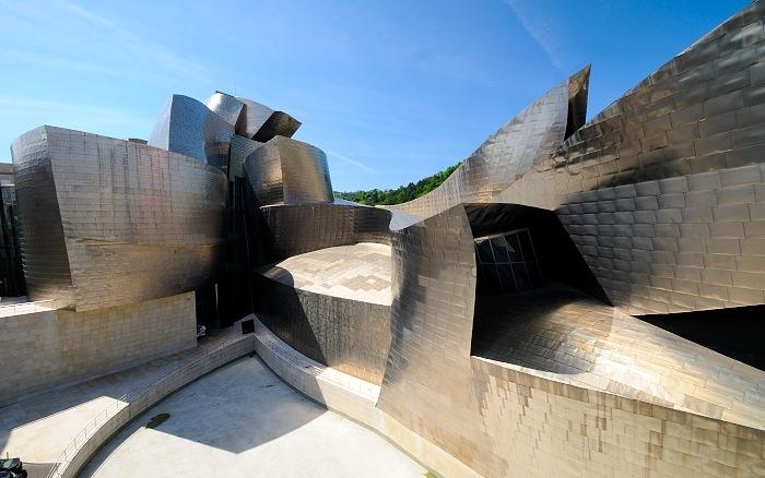 Guggenheim museum  by bbartosch