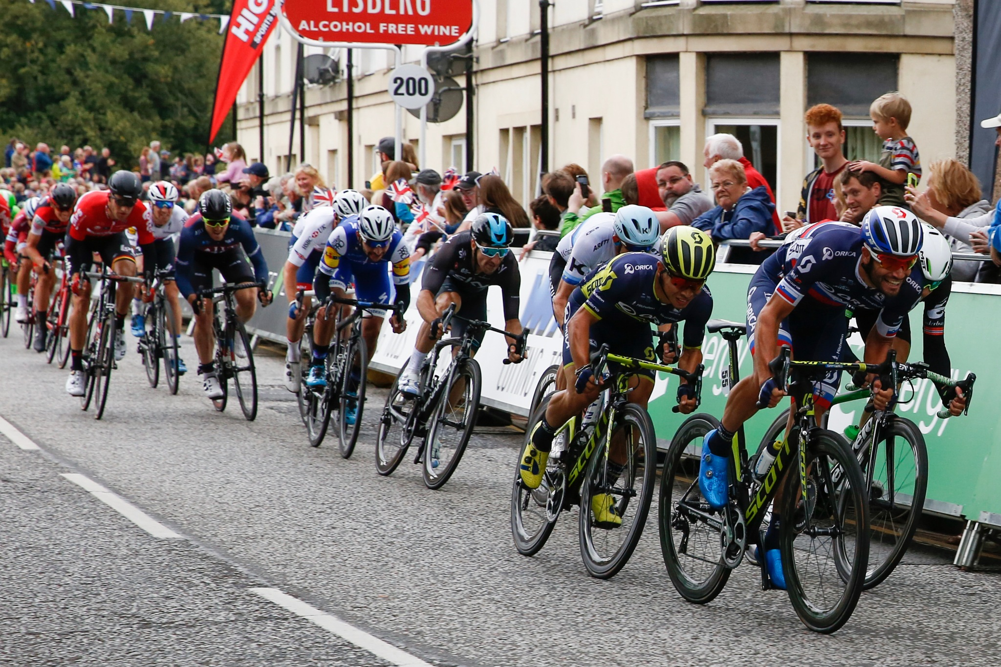 Tour of Britain 1 by Paul1964