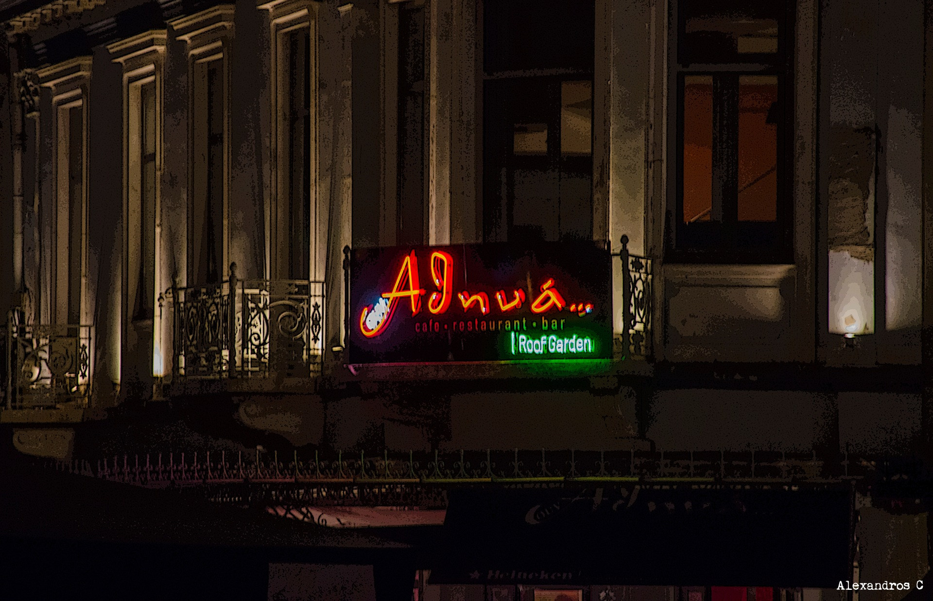 Greetings from Athens by Alexandros C