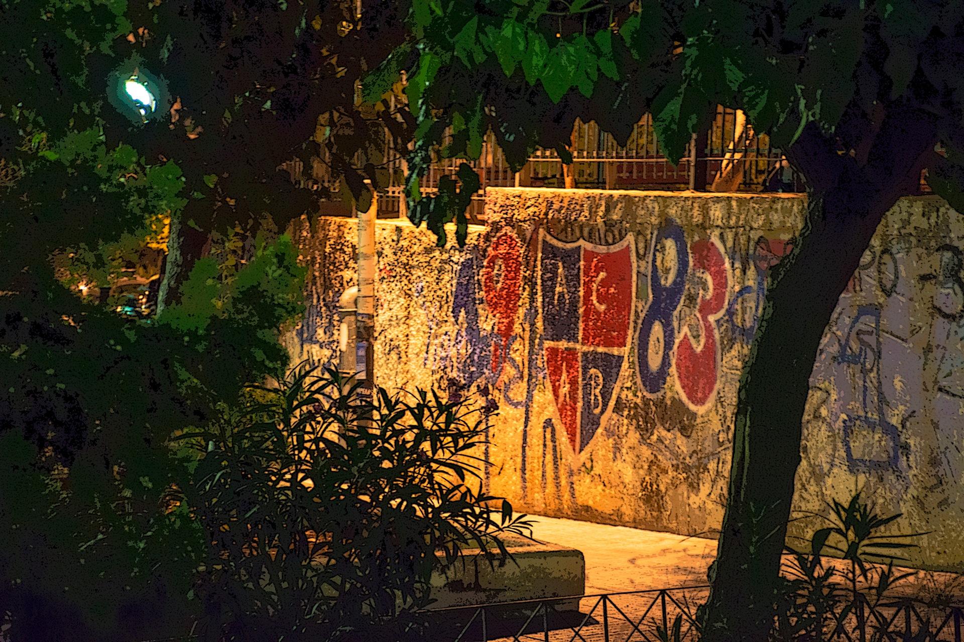night walk #4 by Alexandros C
