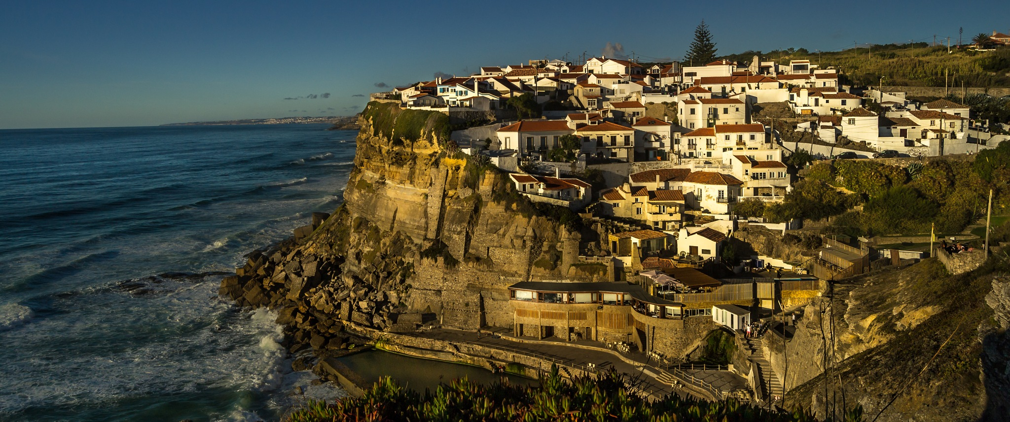 Beach View by Jorge Rosa