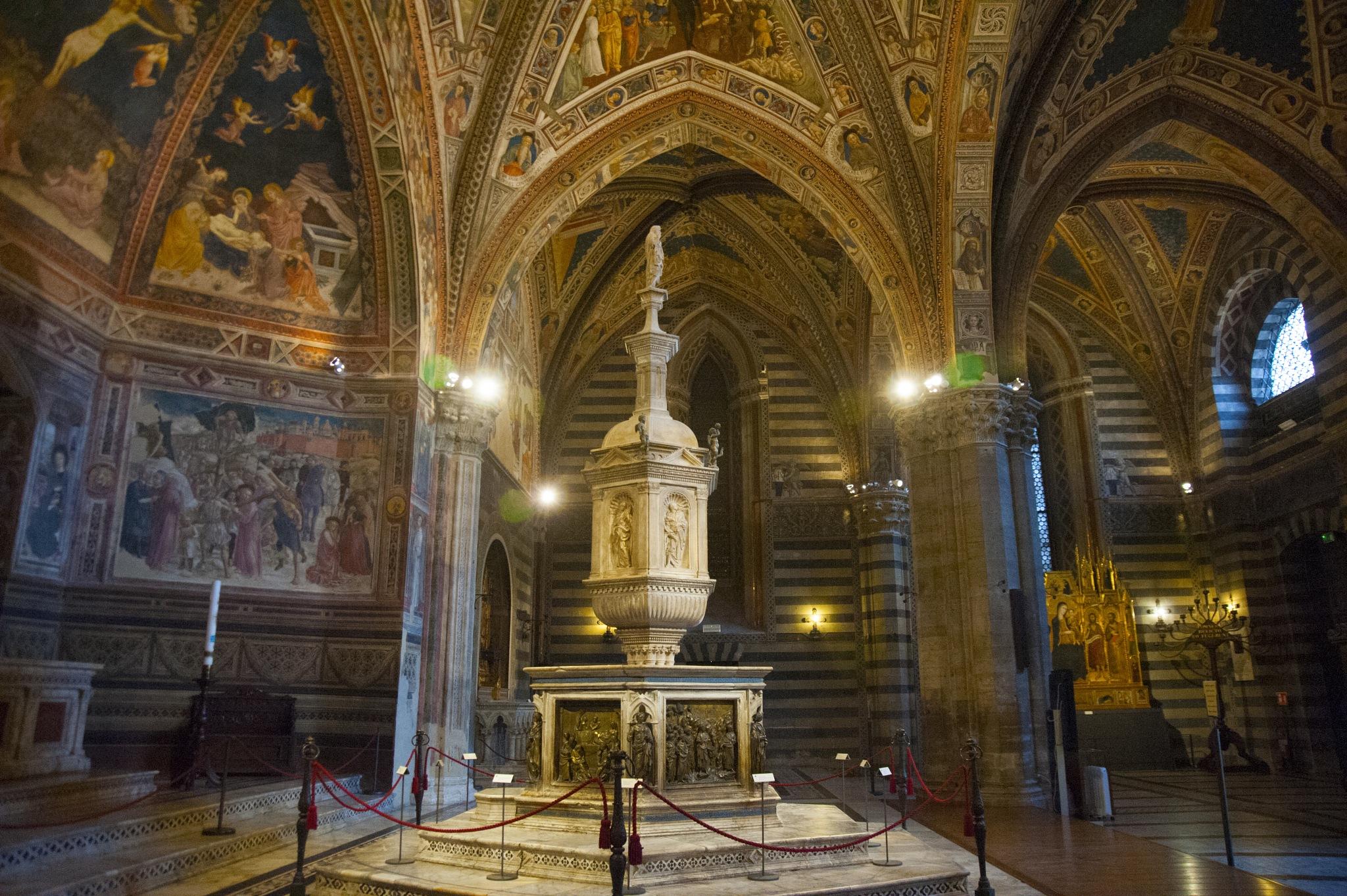 Siena by Beppe Zanetti