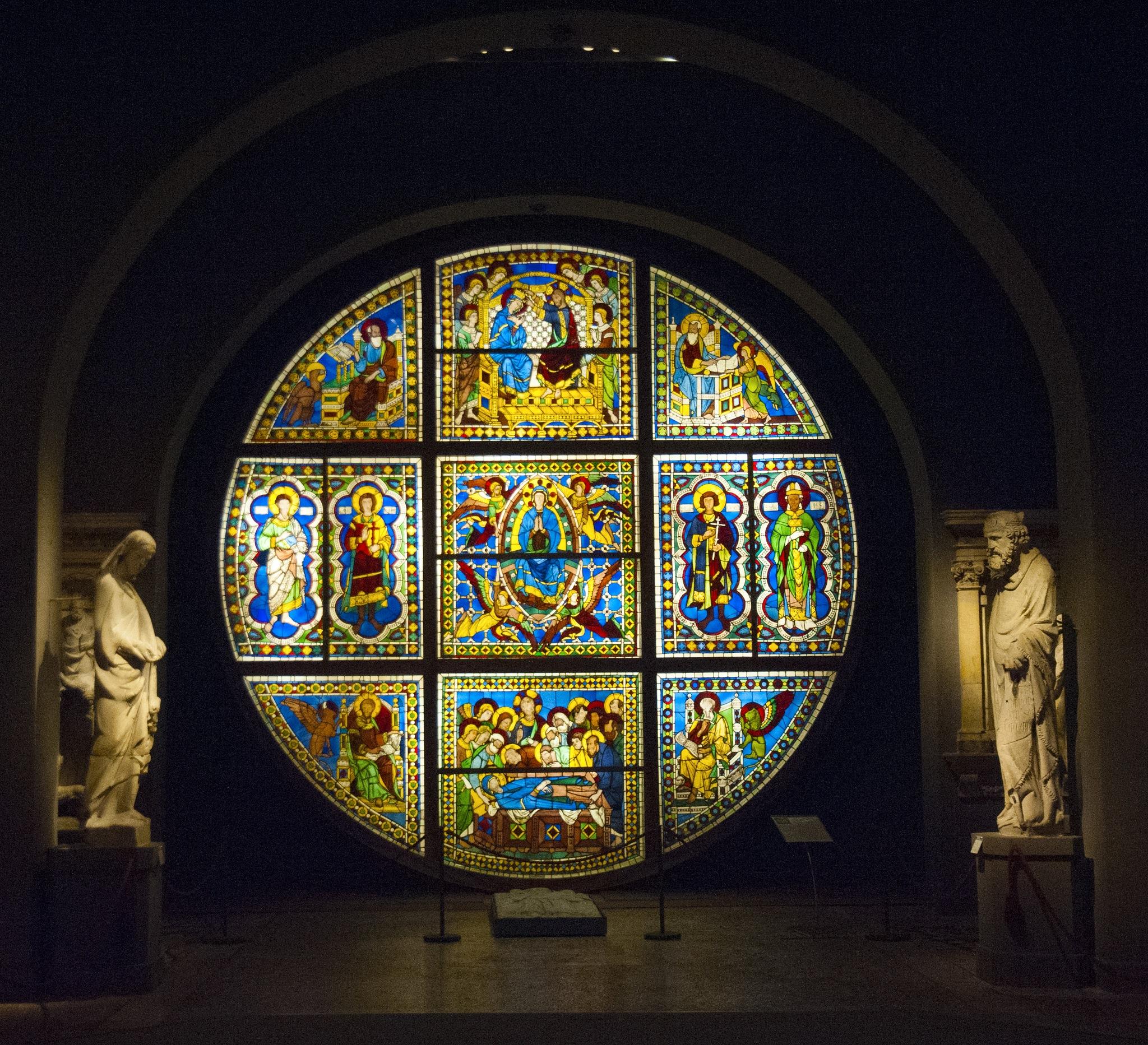 Museo dell'Opera del Duomo di Siena by Beppe Zanetti