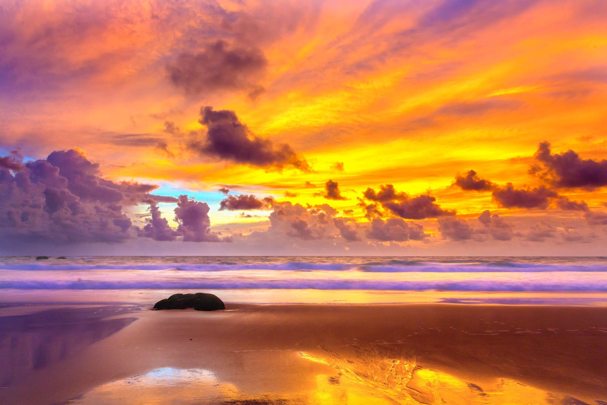 Pilai Beach PhangNga by ichoo2000