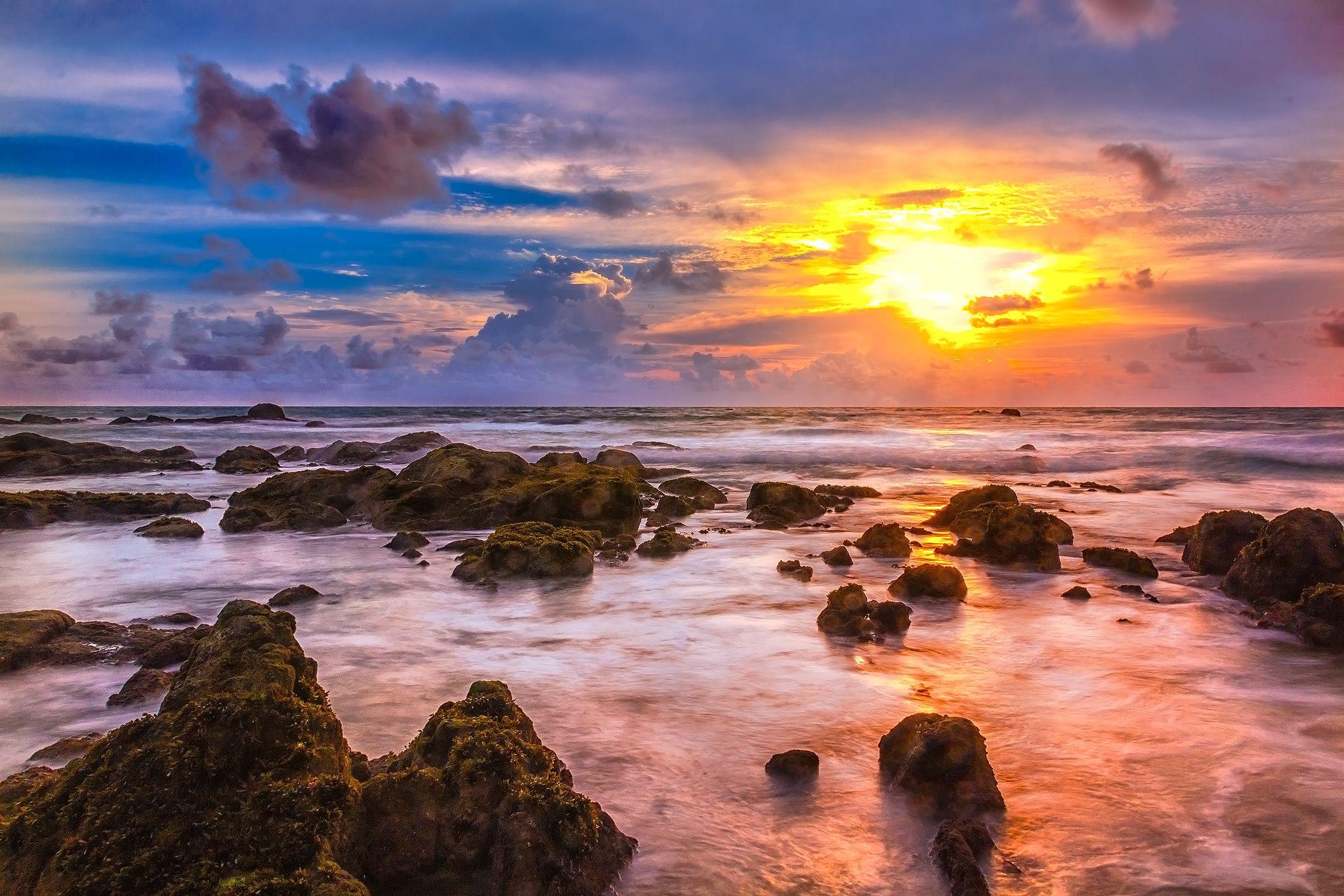 Pilai Beach by ichoo2000