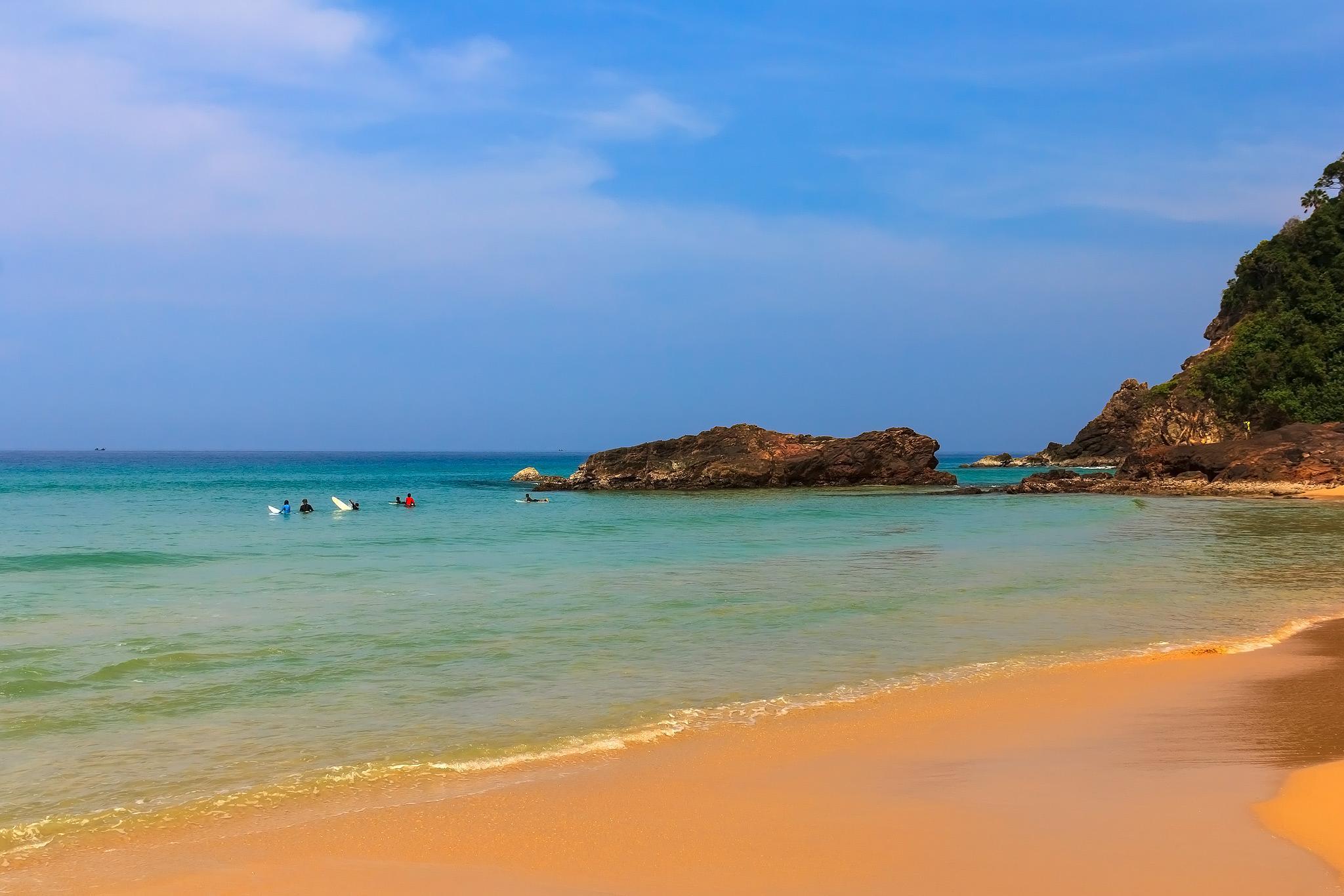 Khao nayak beach Phang Nga Thailand by ichoo2000