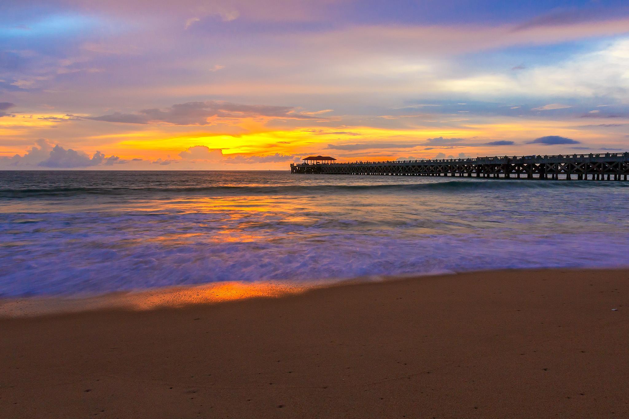 Natai Beach Phang -Nga Thailand by ichoo2000