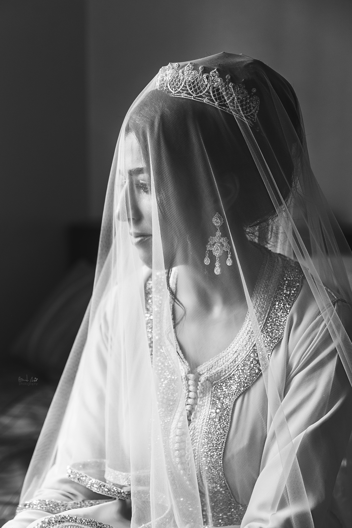 Moroccan bride by Hind Al