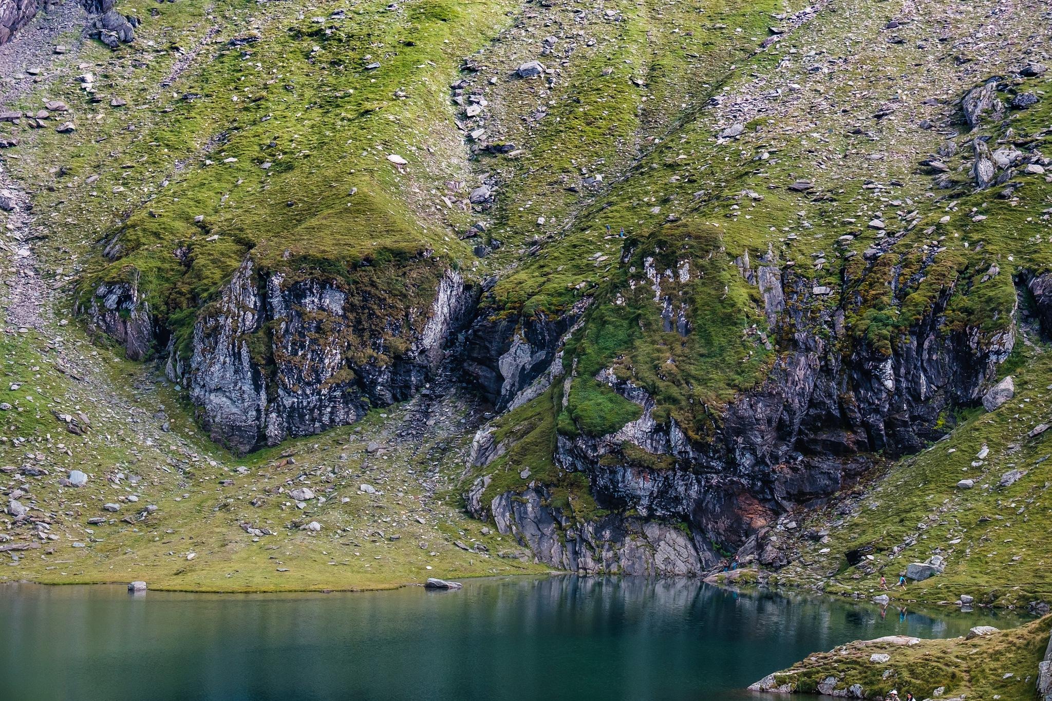 Balea Lake  by ilkensguntis