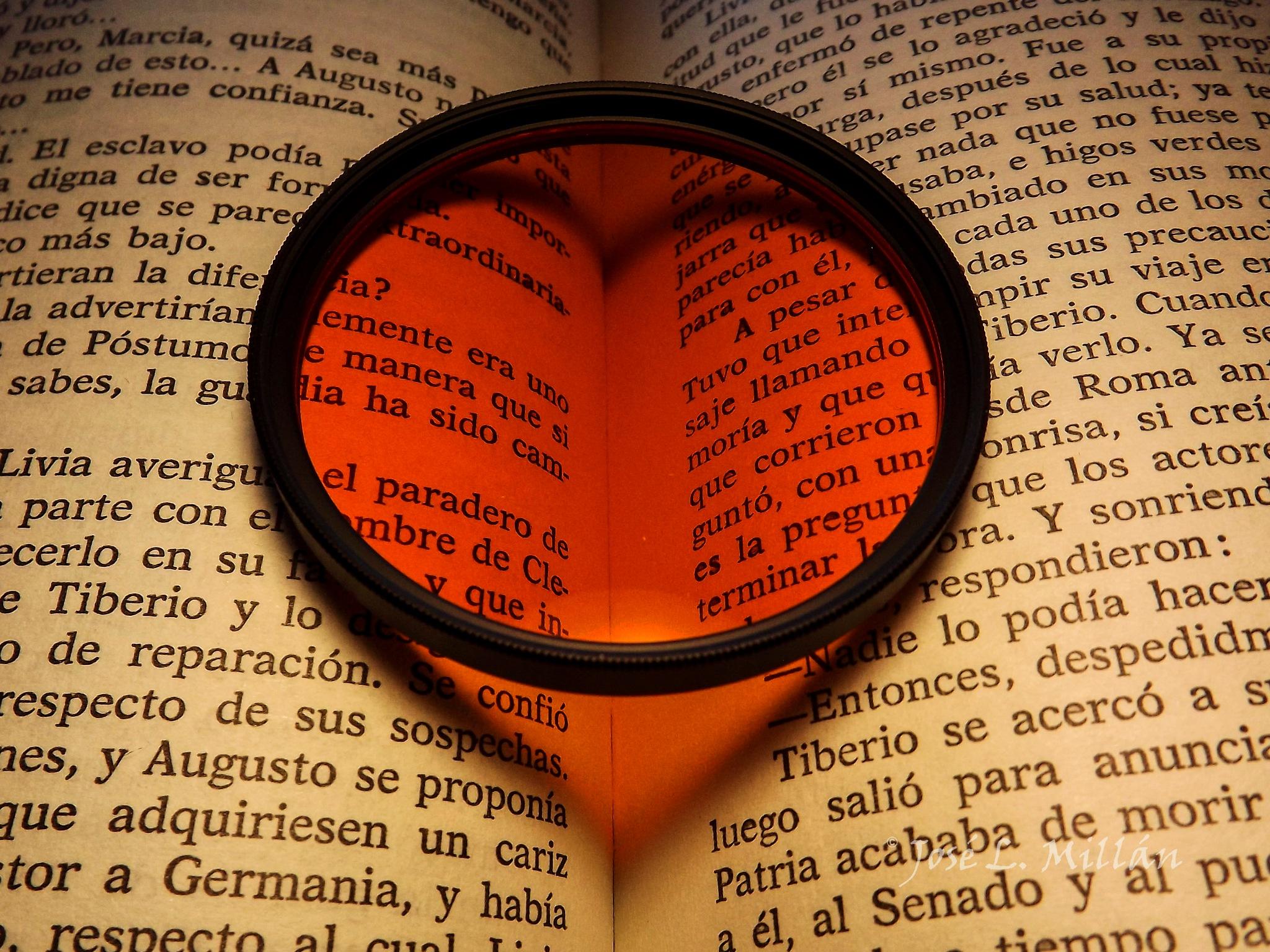 Amor a los Libros  by JlmmPhotos