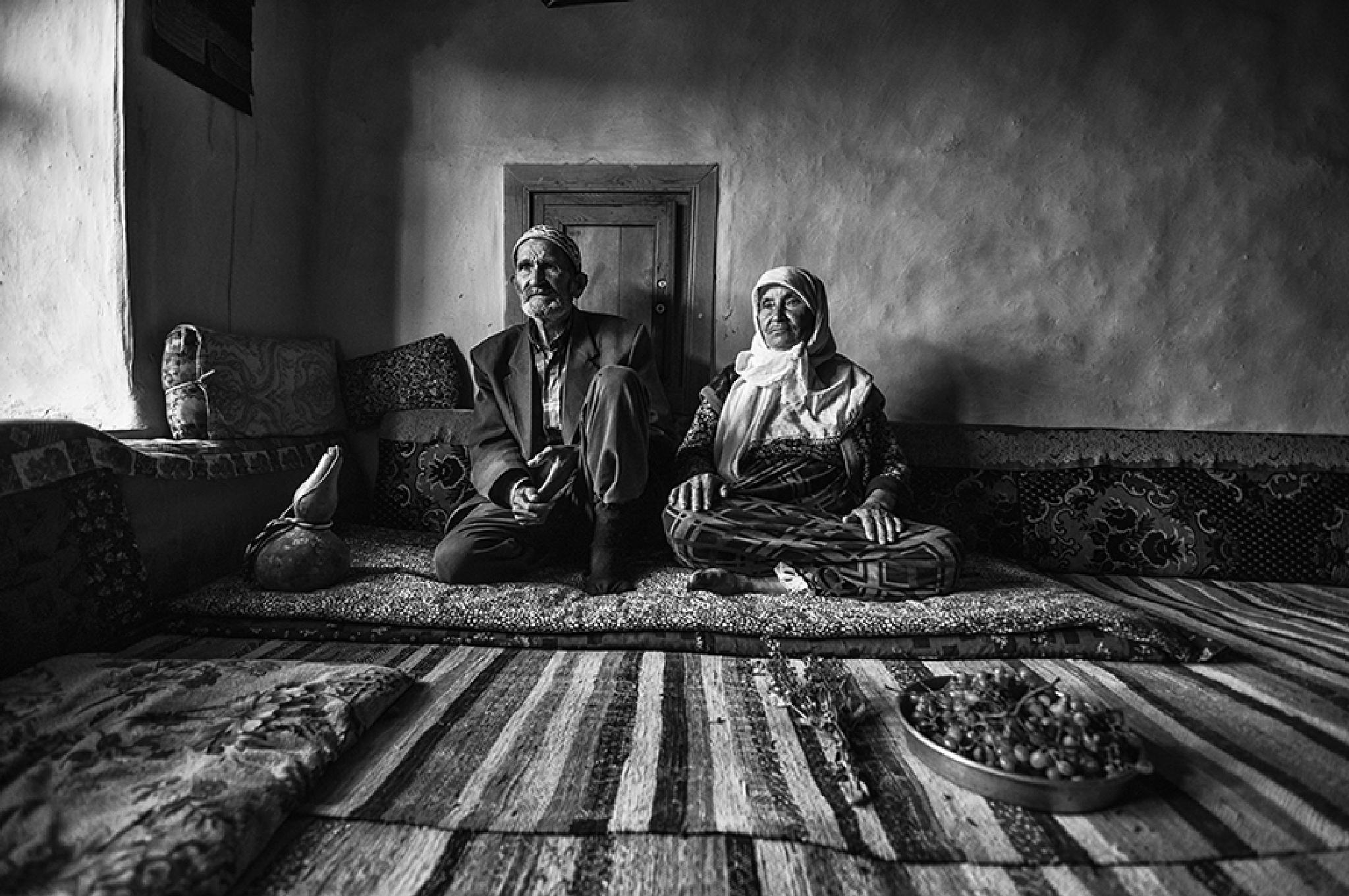 Two by Mustafa Doğan