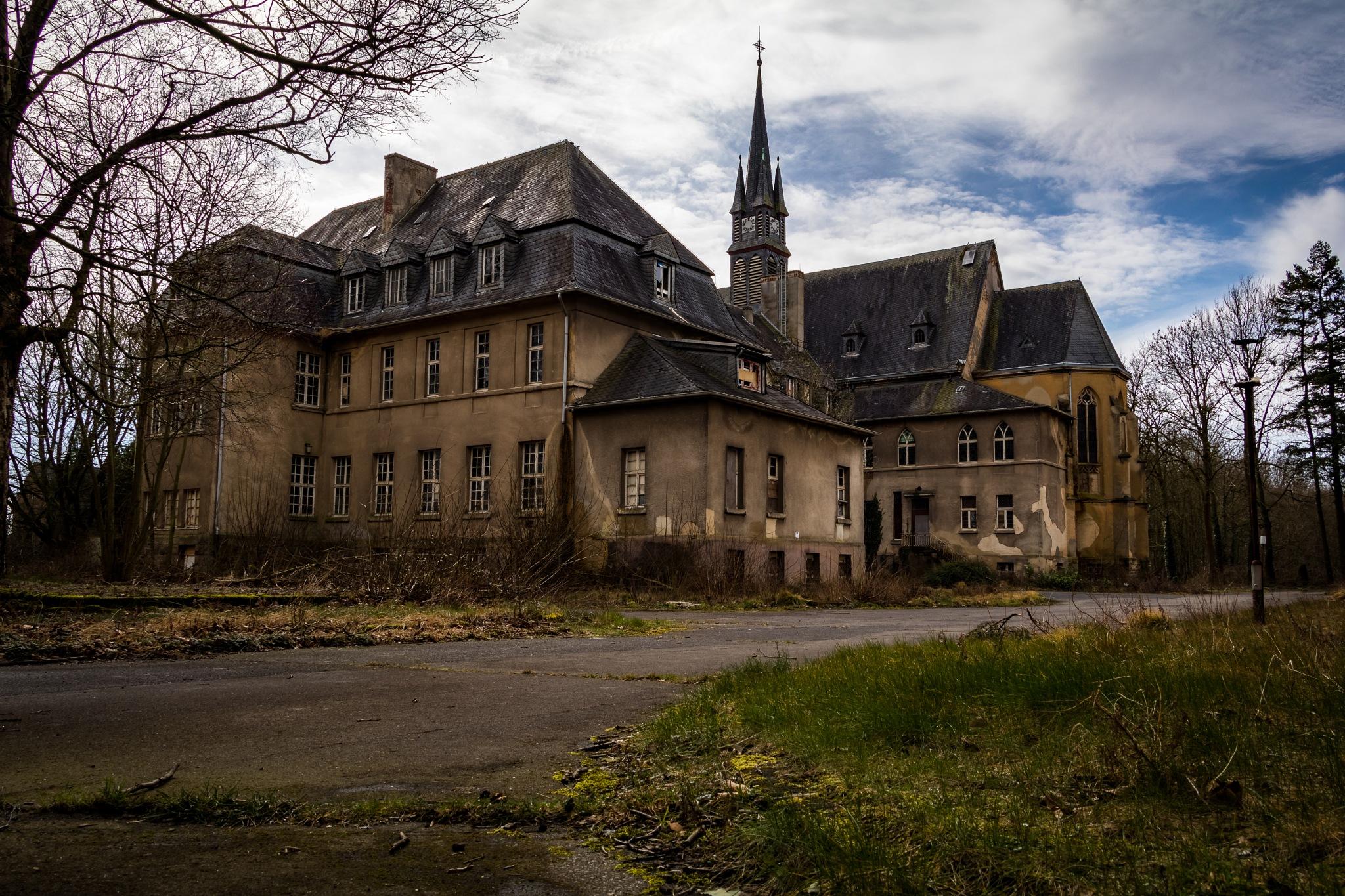 Kent School by Sven Kuhn