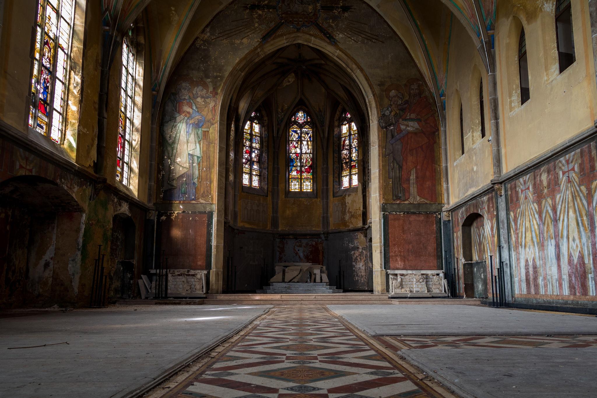 the church  by Sven Kuhn