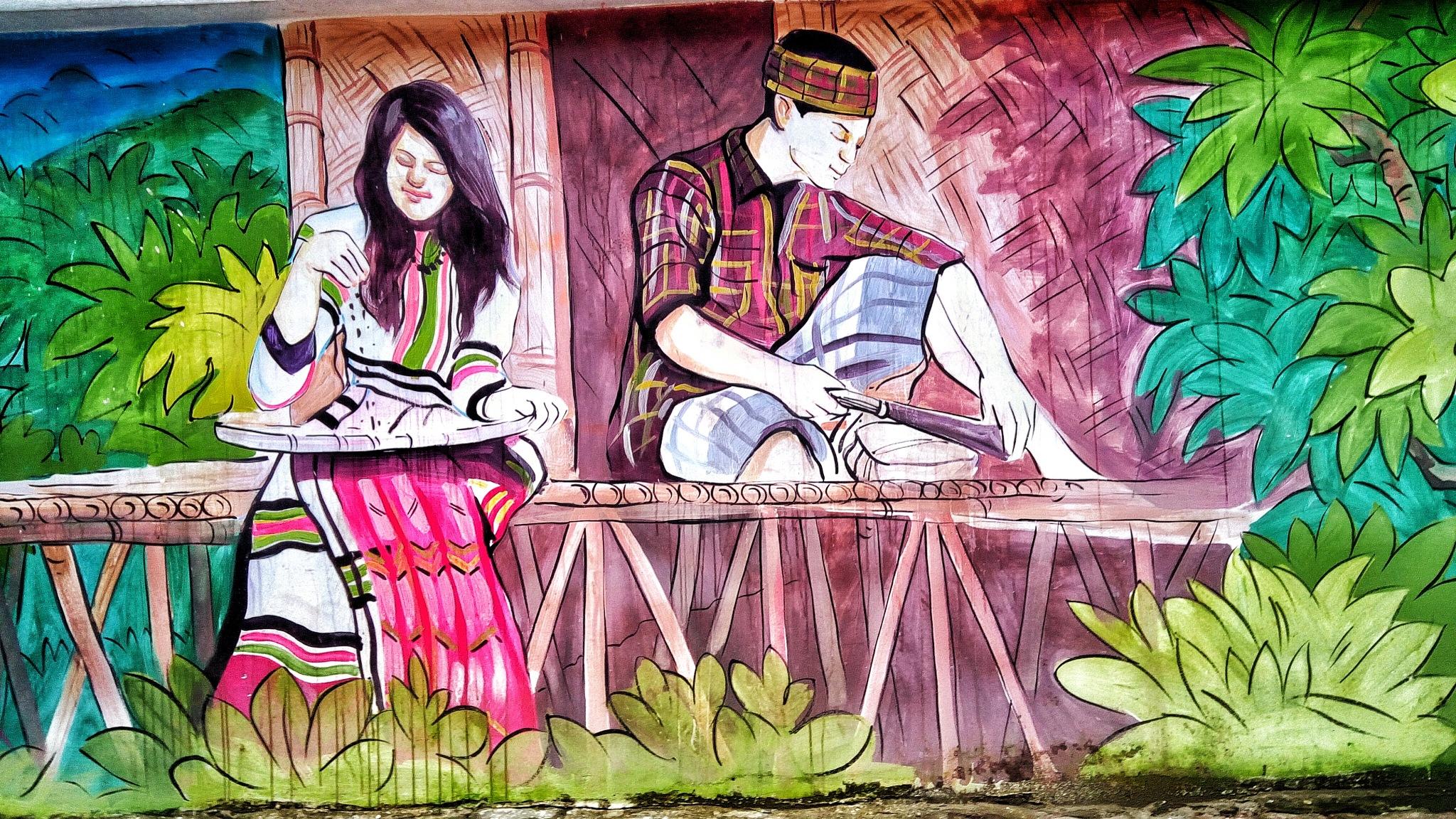 wallpaint by Mushfiq Shanto