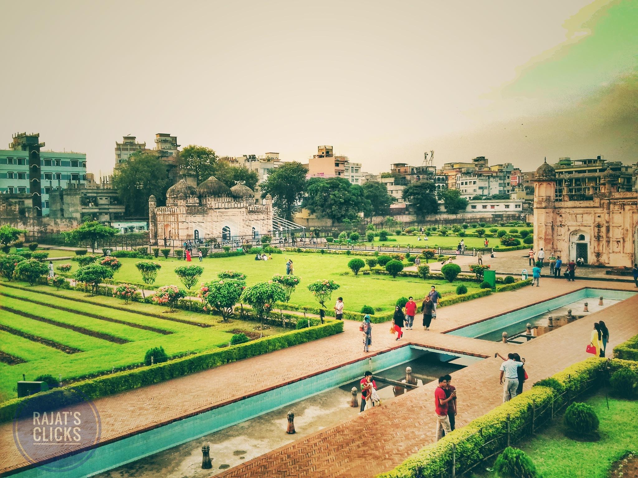 lalbag kella (lalbagh fort) by Rajat Chakraborty