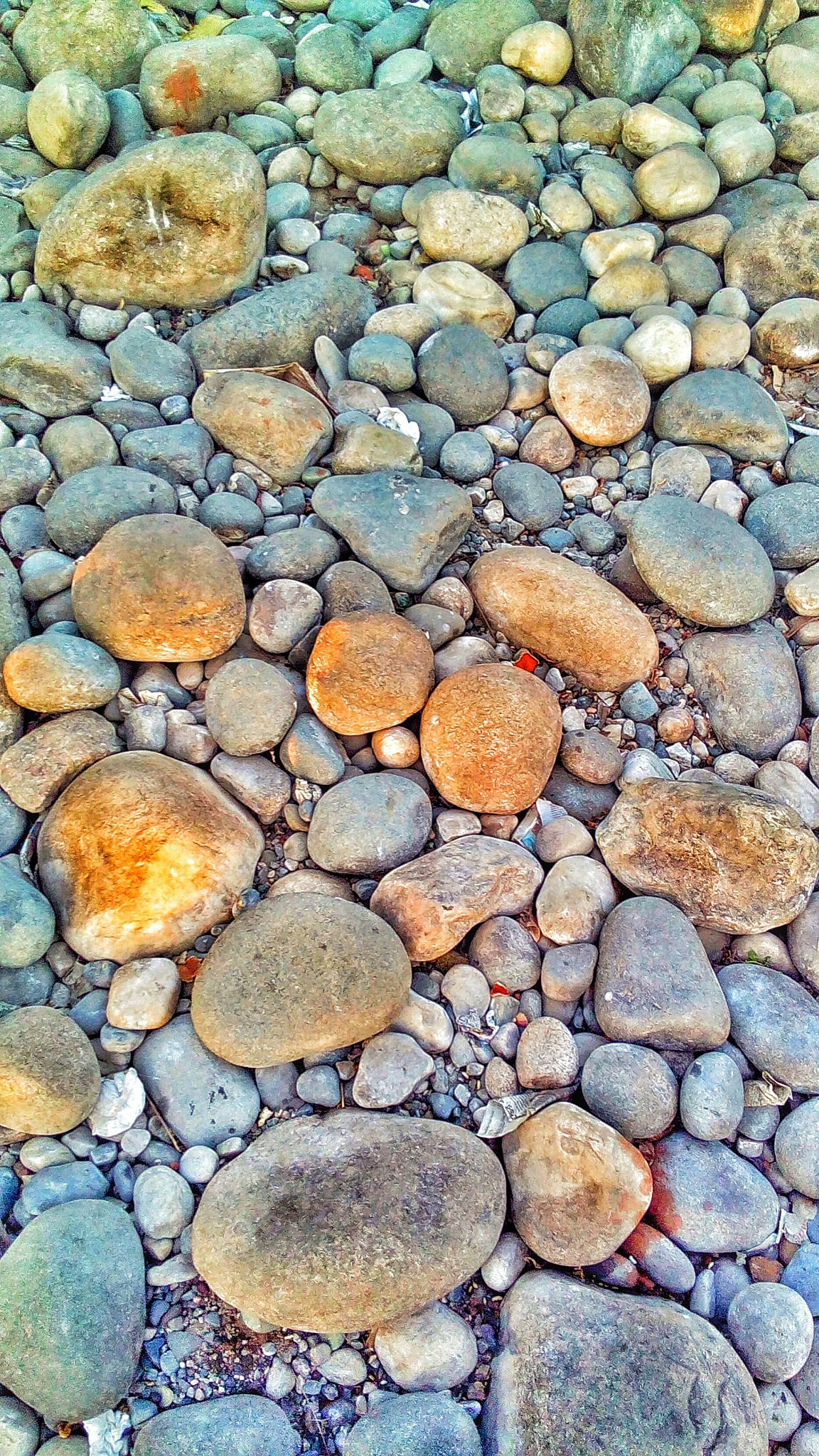 the pile of rocks  by Rajat Chakraborty
