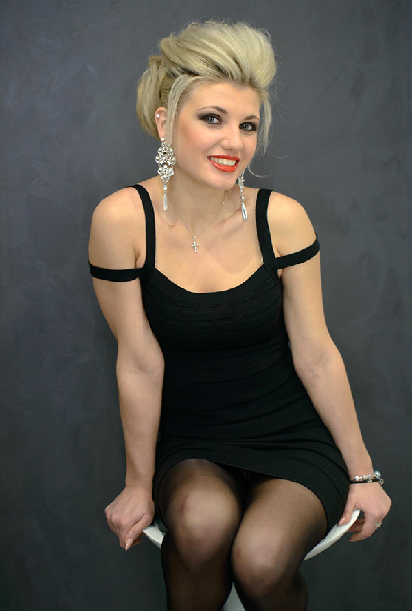 Kristina by Viktor Yastrebov