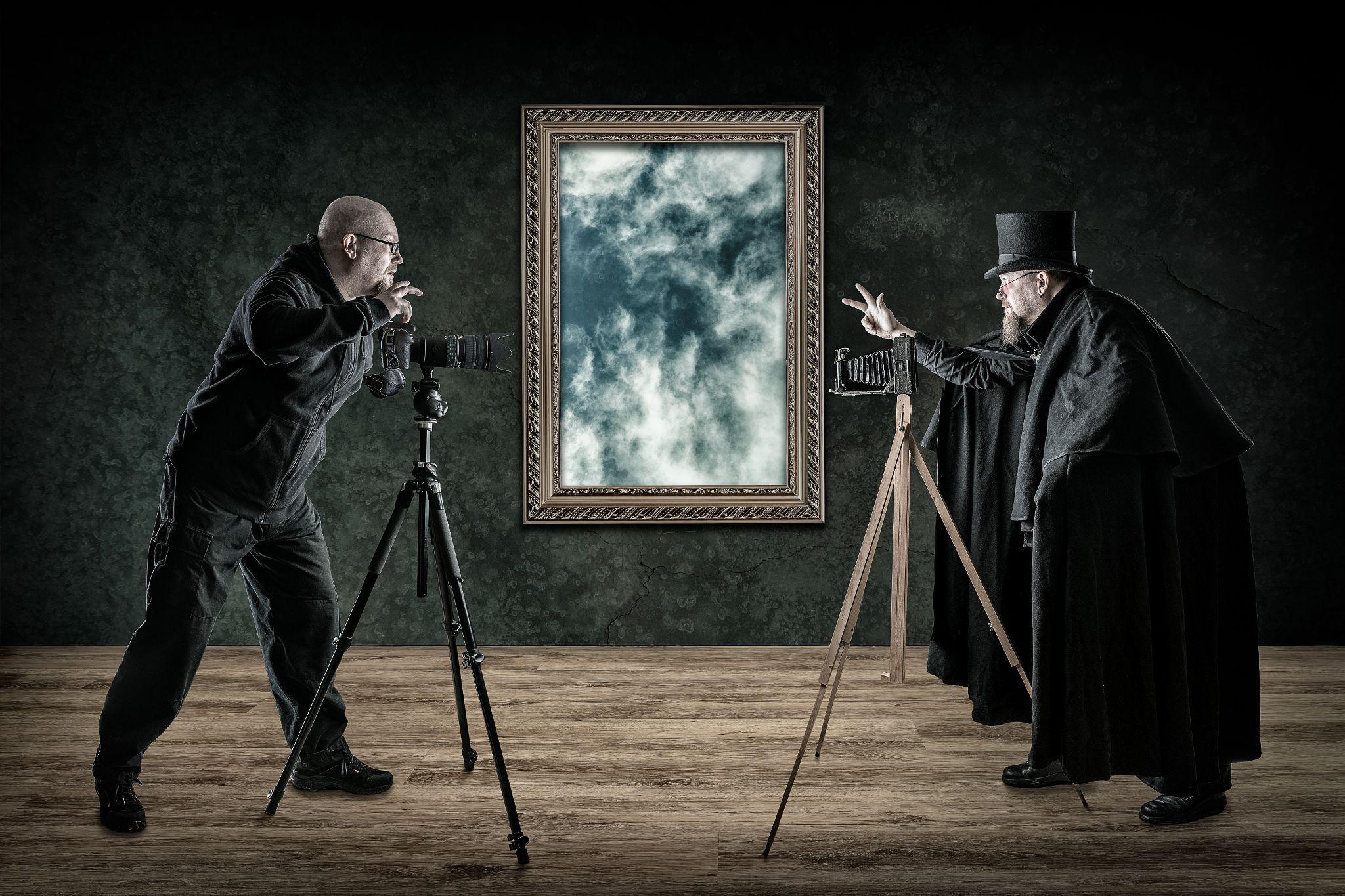 The Duel by Petri Damstén