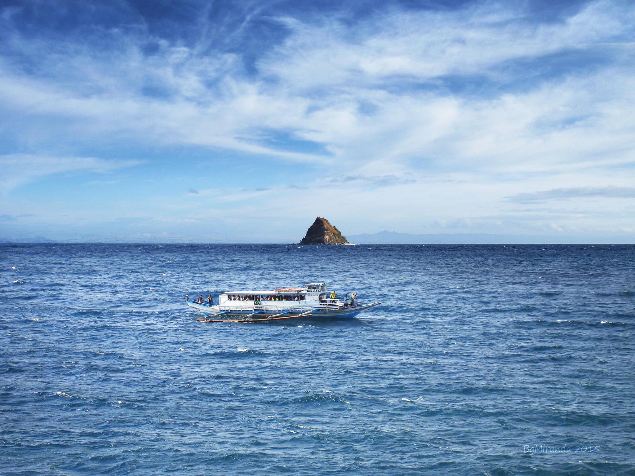 Sombrero Island by Bernard Miranda