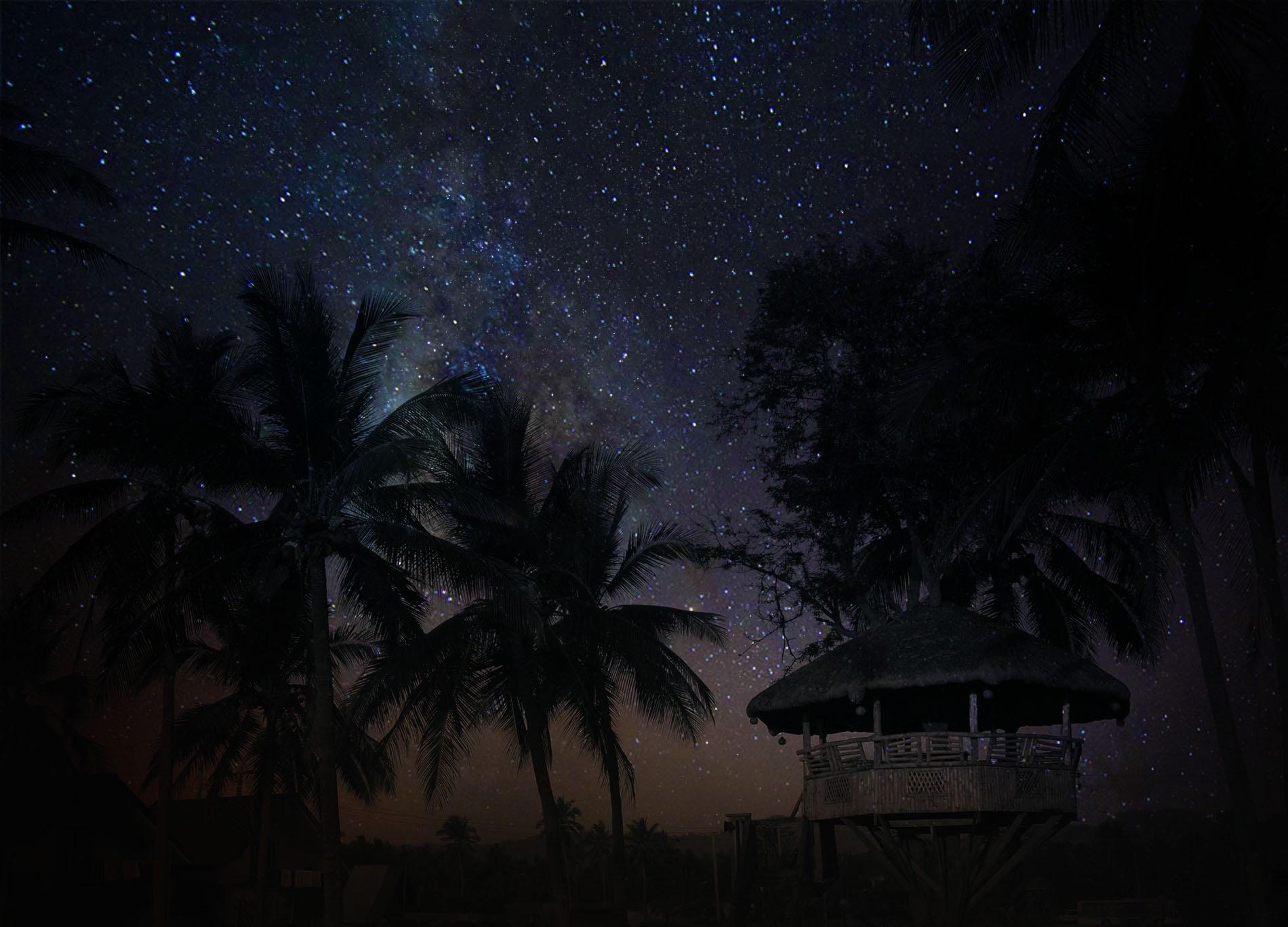 Milky Hut by Bernard Miranda