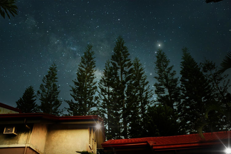 Stars on the Roof by Bernard Miranda