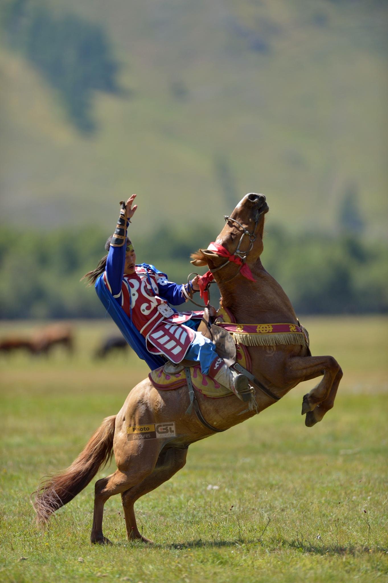 Untitled by Ganbat Chuluunbaatar
