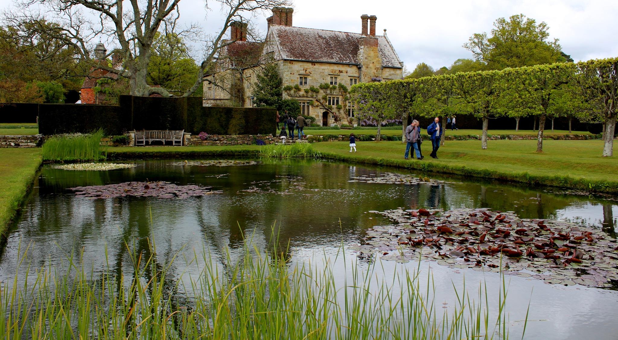 Rudyard Kiplings home in Sussex UK by johne7