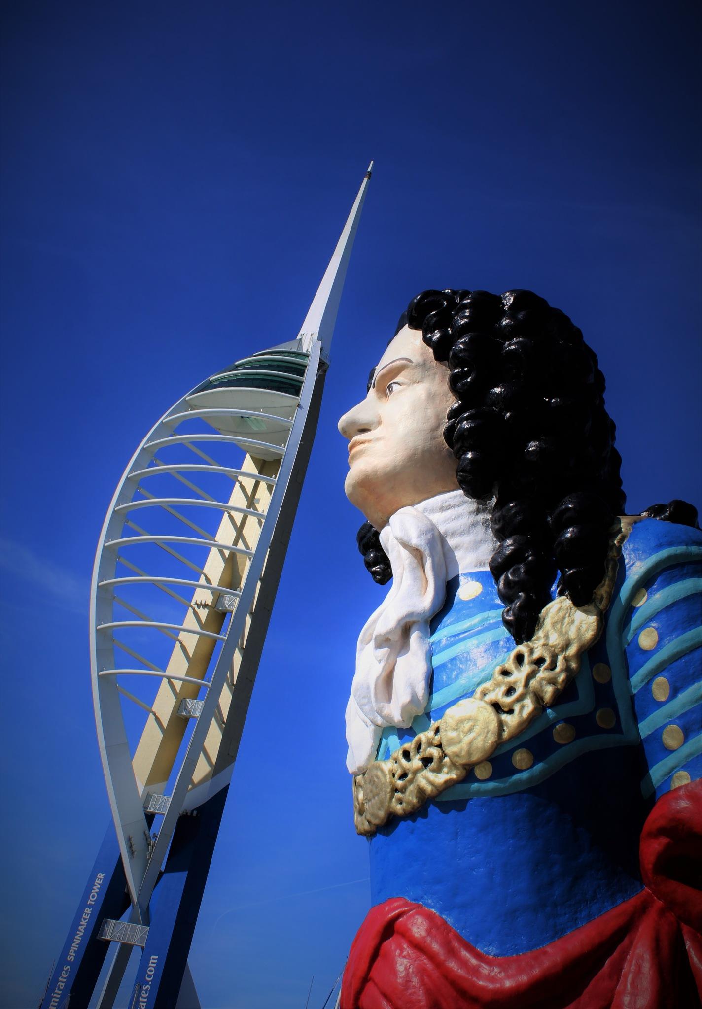 Portsmouth,UK by johne7