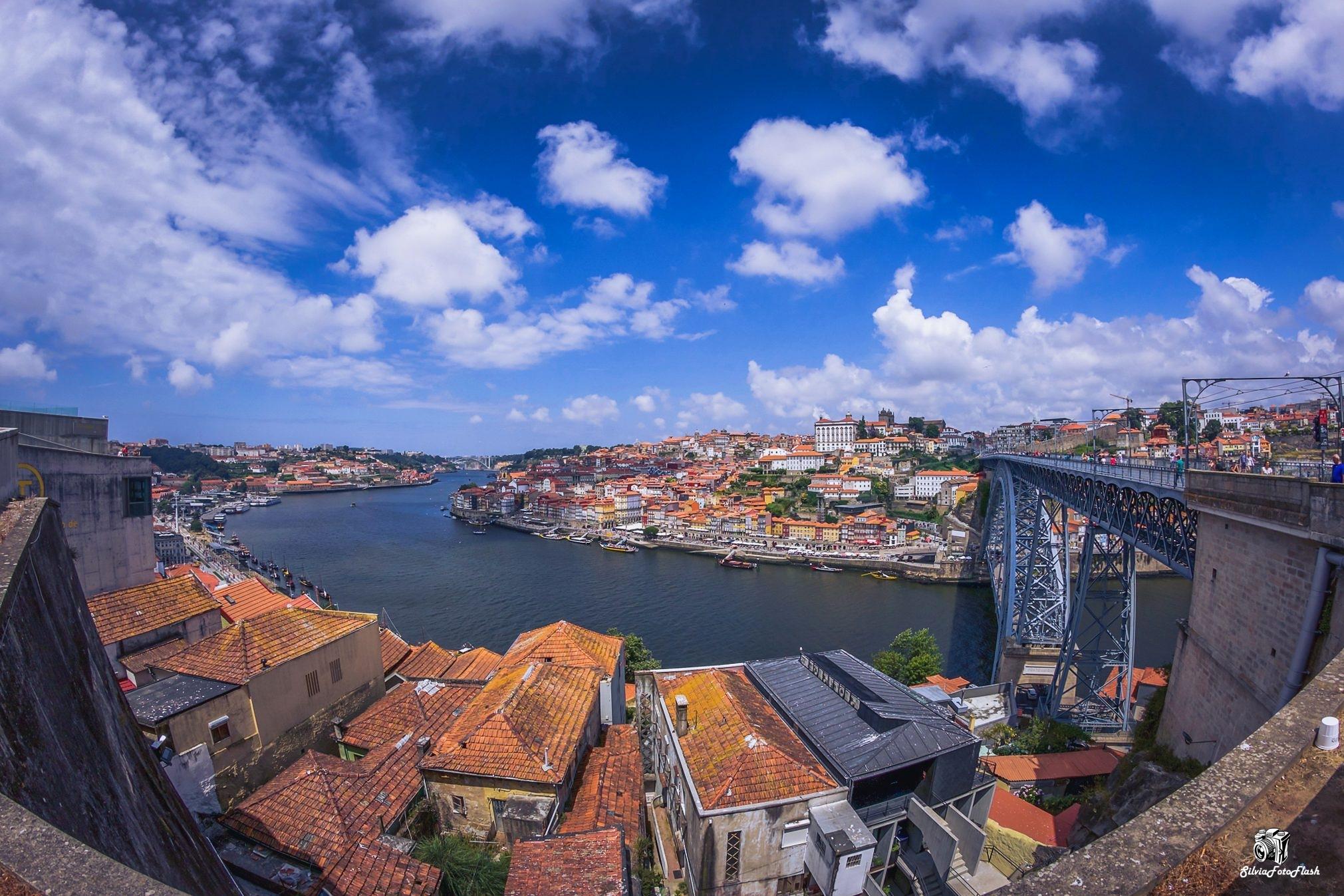 City of Porto by Silvia couto