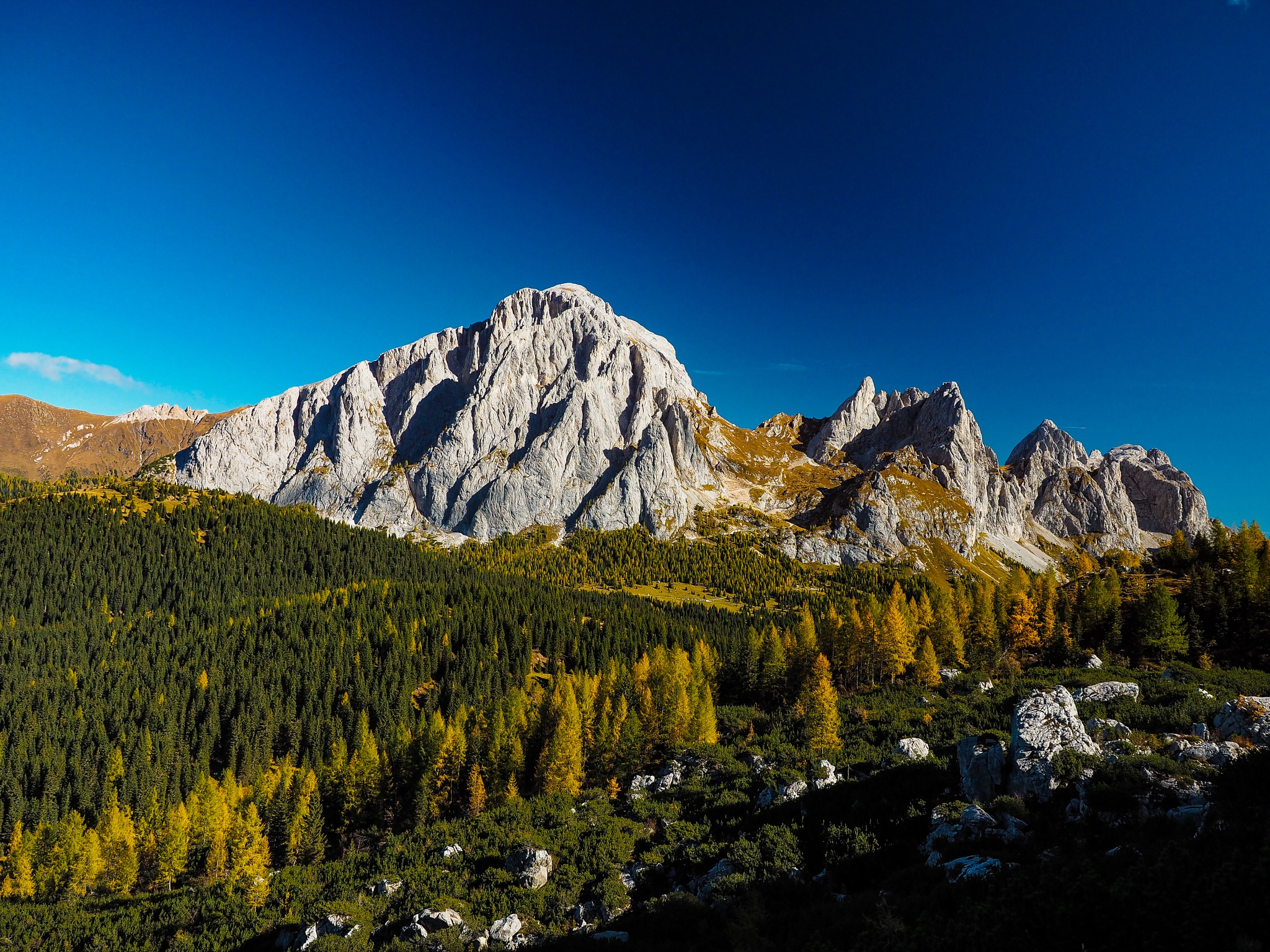 Autumn is coming by Giancarlo Cappellari