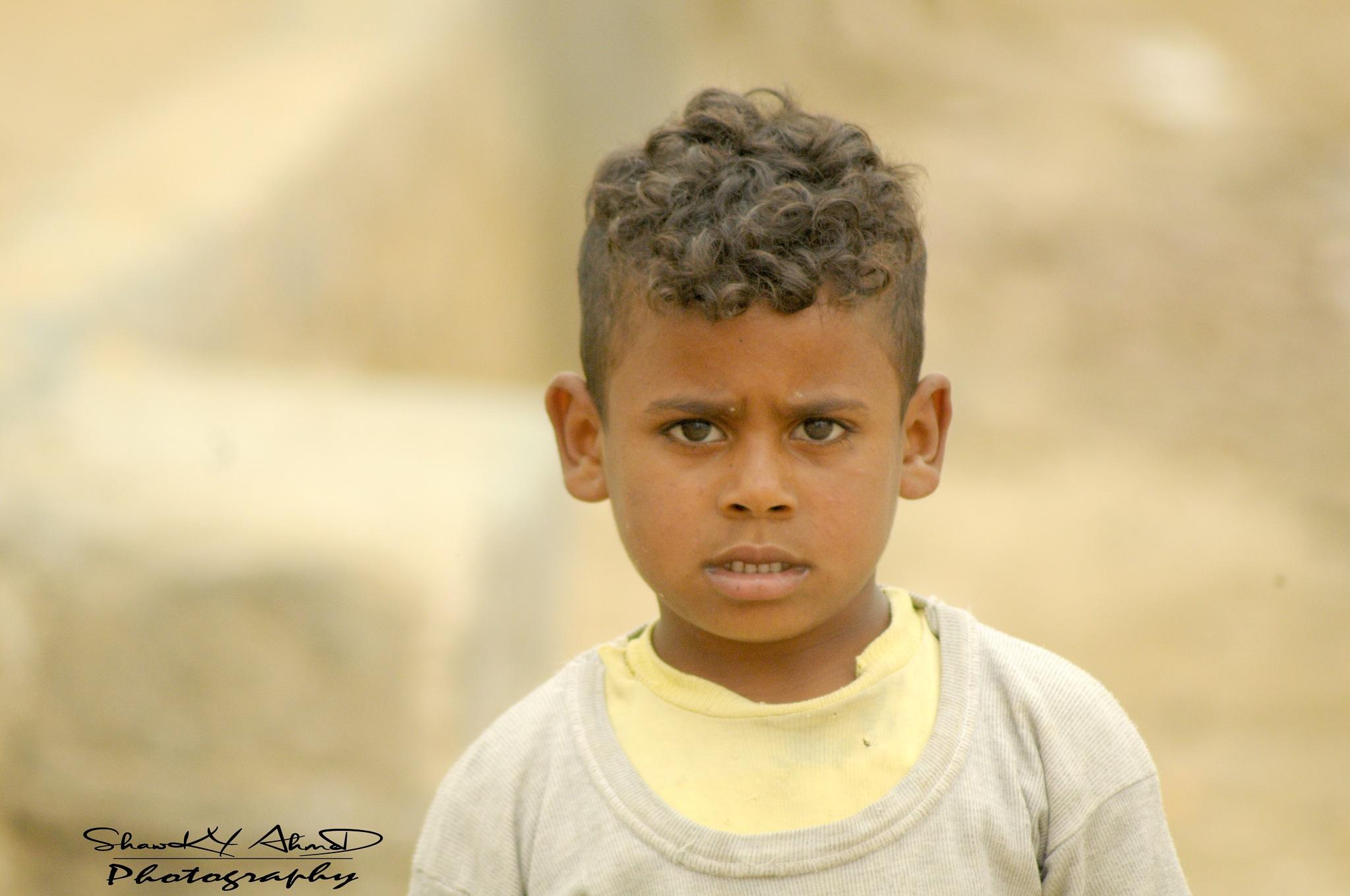 portrait kids  by Shawky Ahmed