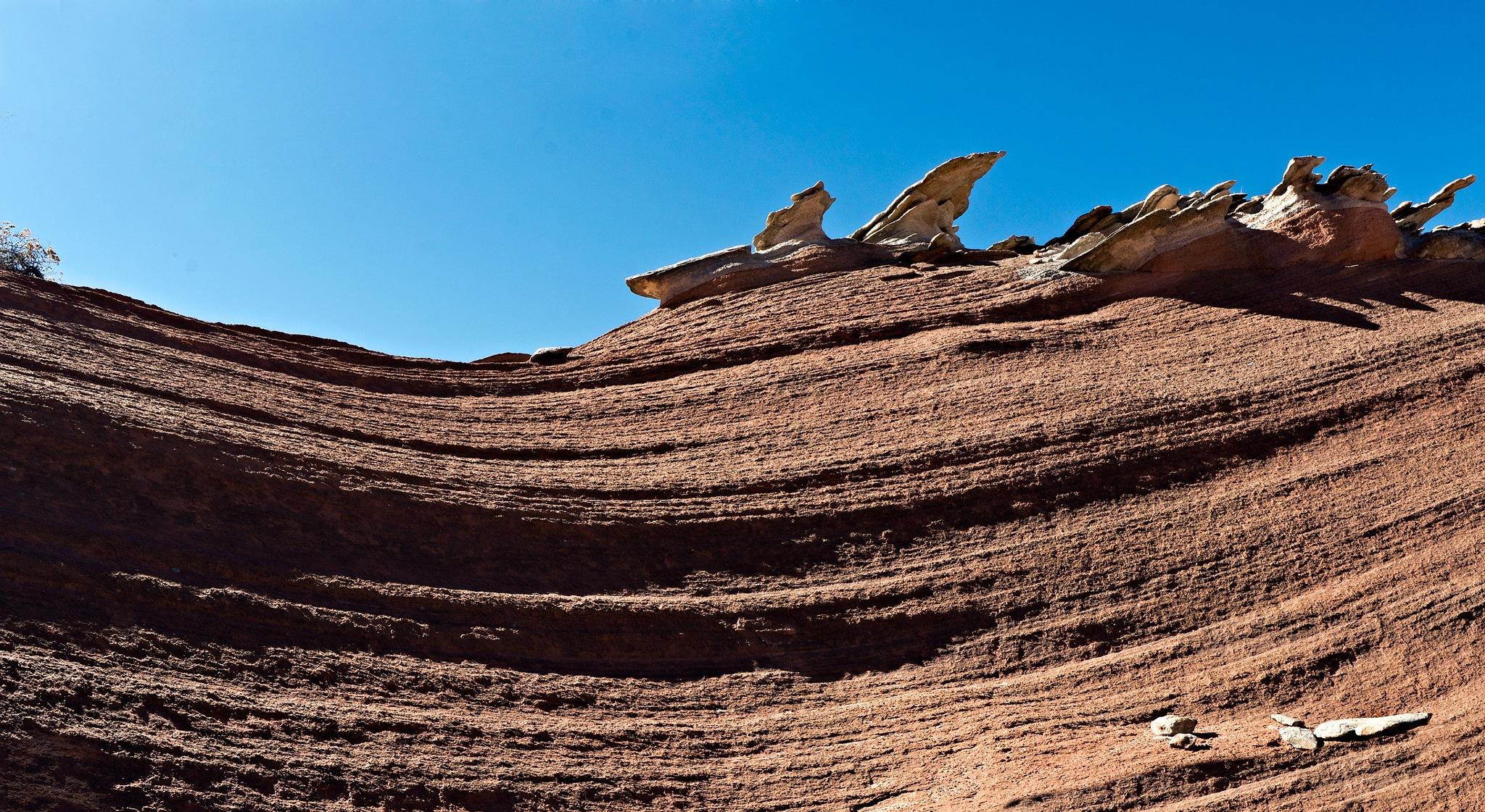 Desert Wave by Bret Little