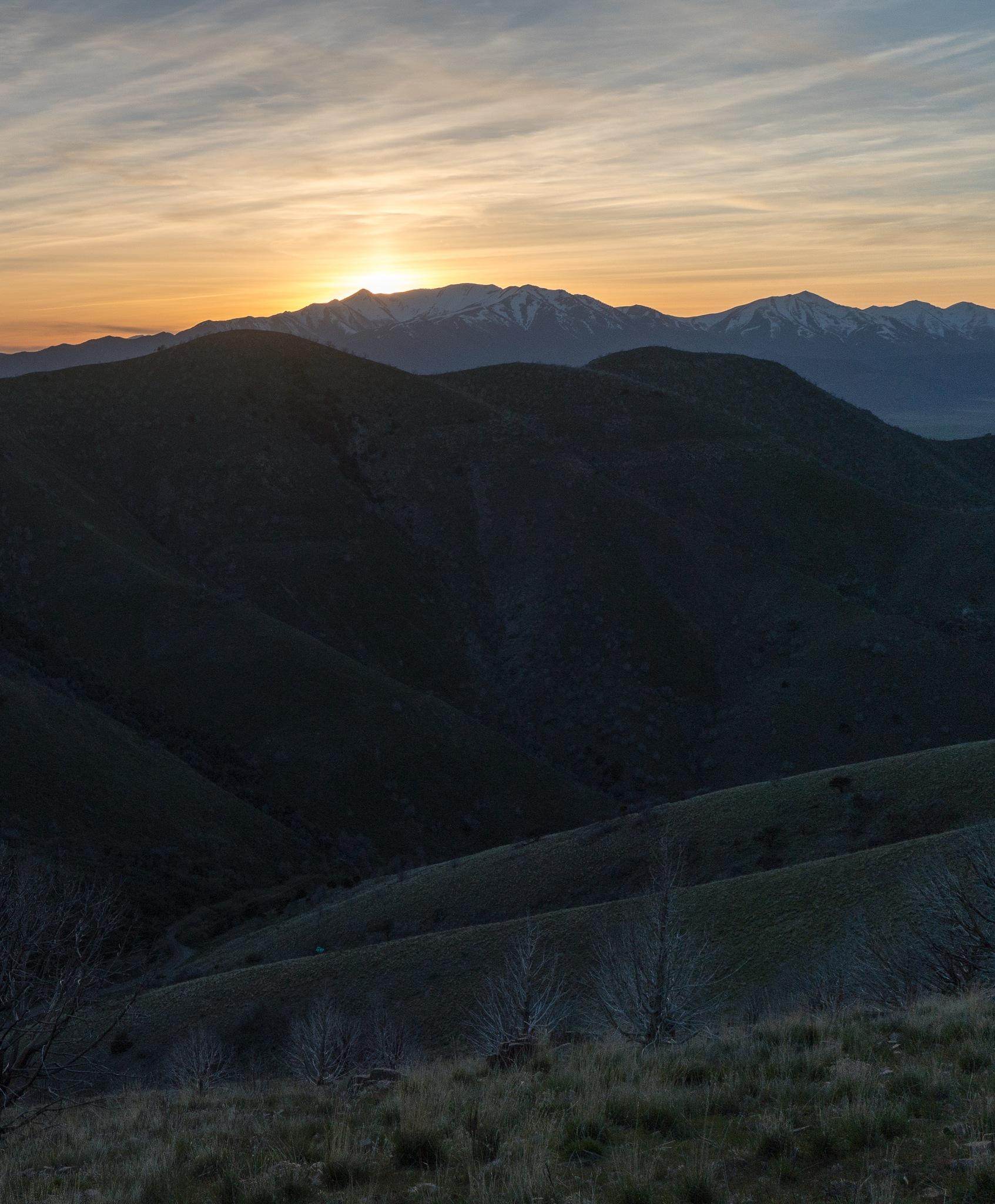 West Mountain by Bret Little