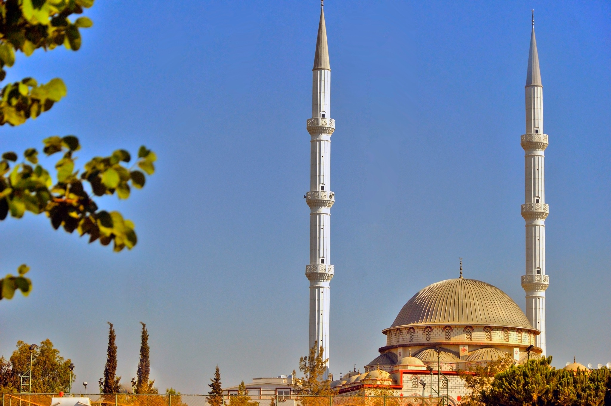 Masjid by tasneem sweilem