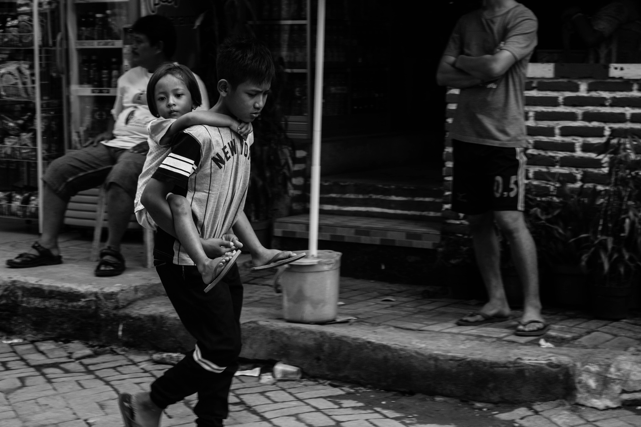 Run for family by amriyy
