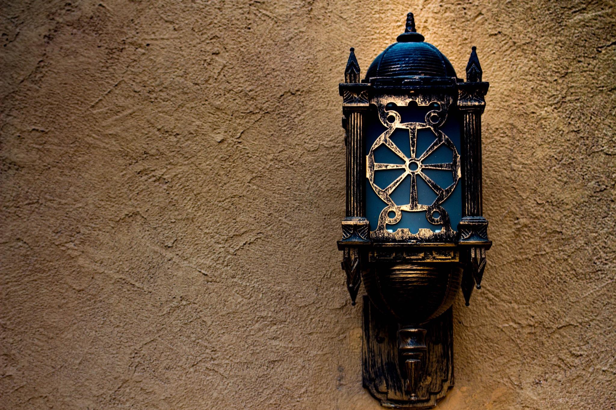 Old Lantern by Sonans