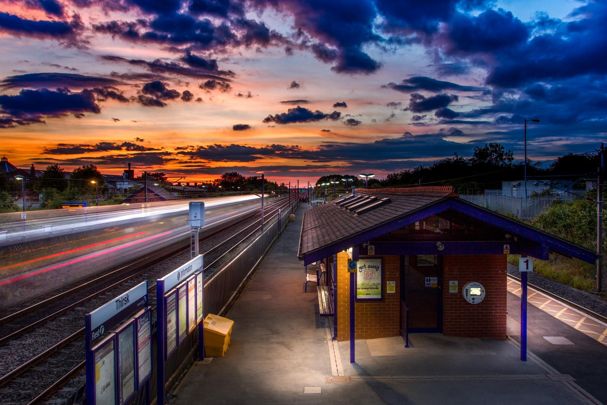 Night Train by Tony Shaw