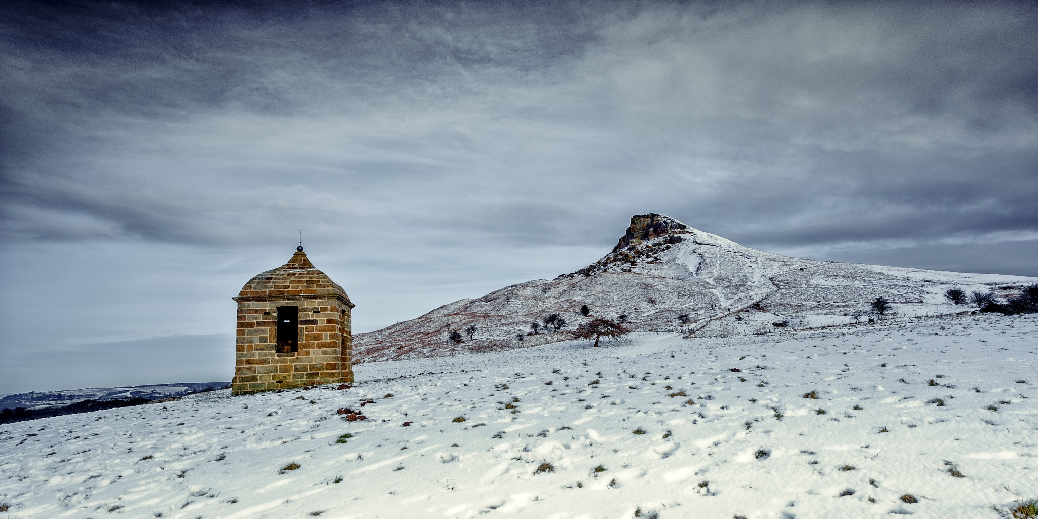 Roseberry Topping by Tony Shaw